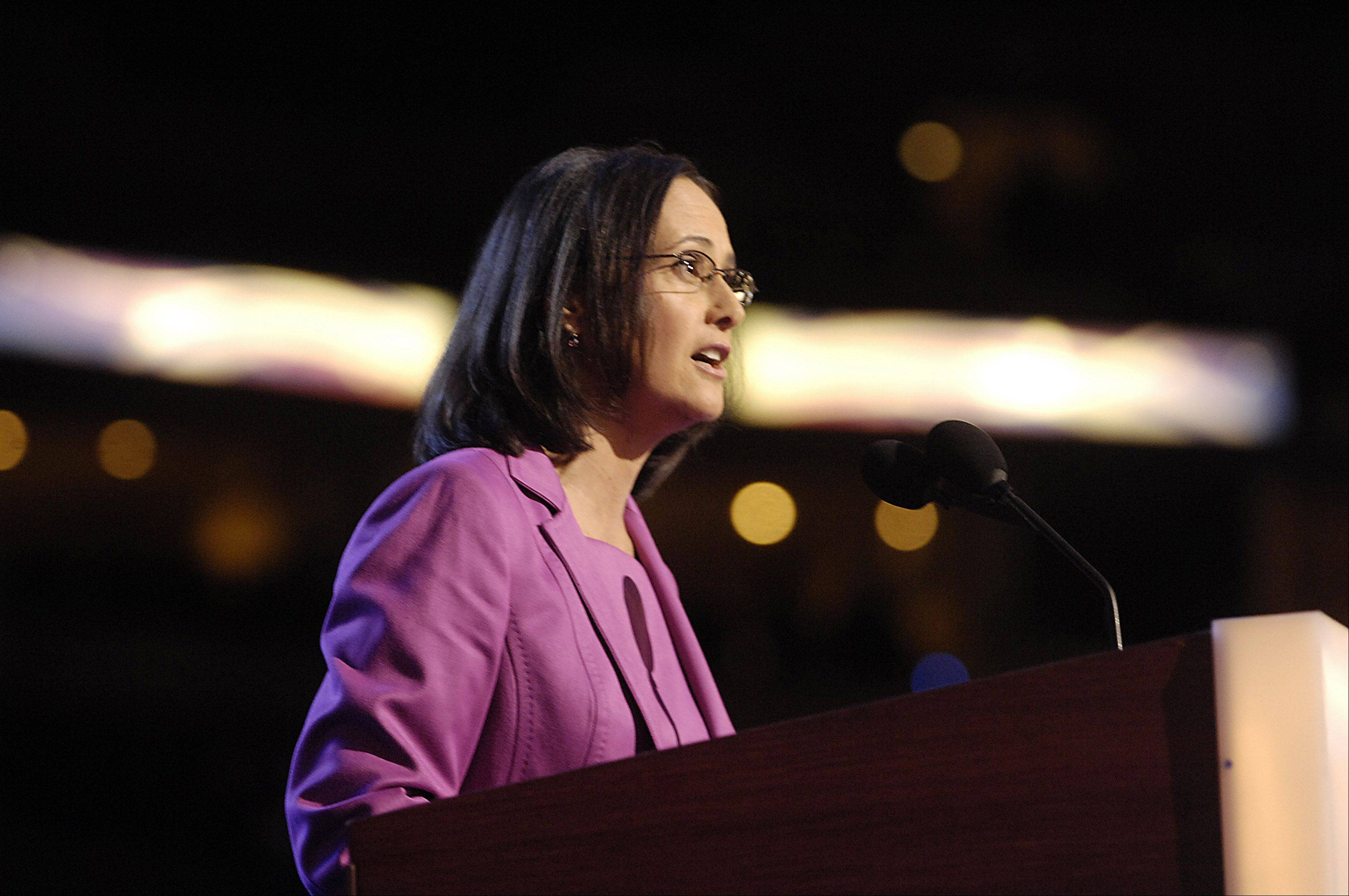 Democratic Illinois Attorney General Lisa Madigan is also considering a run for governor in 2014.