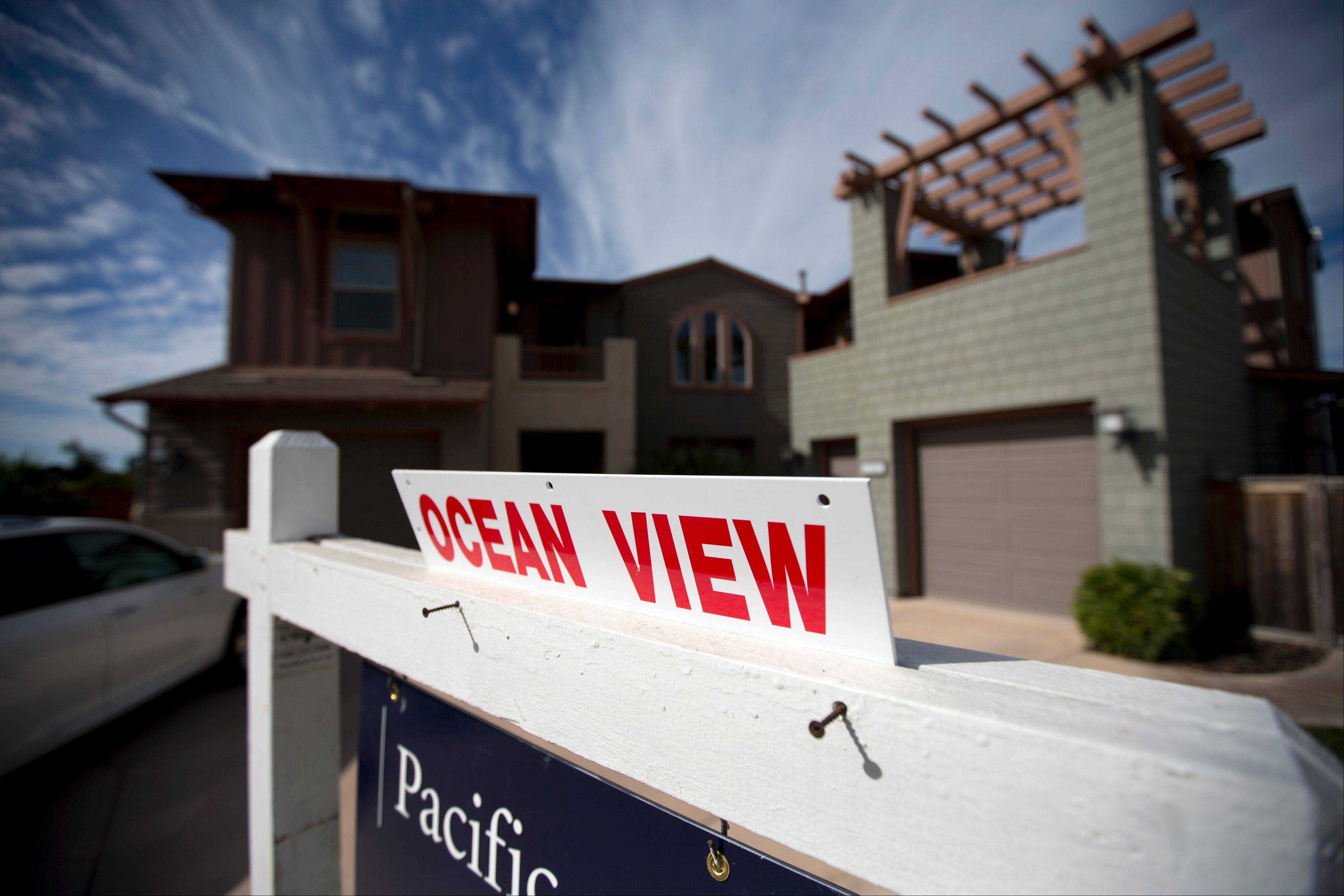 U.S. home prices jumped by the most in 6 � years in December, spurred by a low supply of available homes and rising demand.