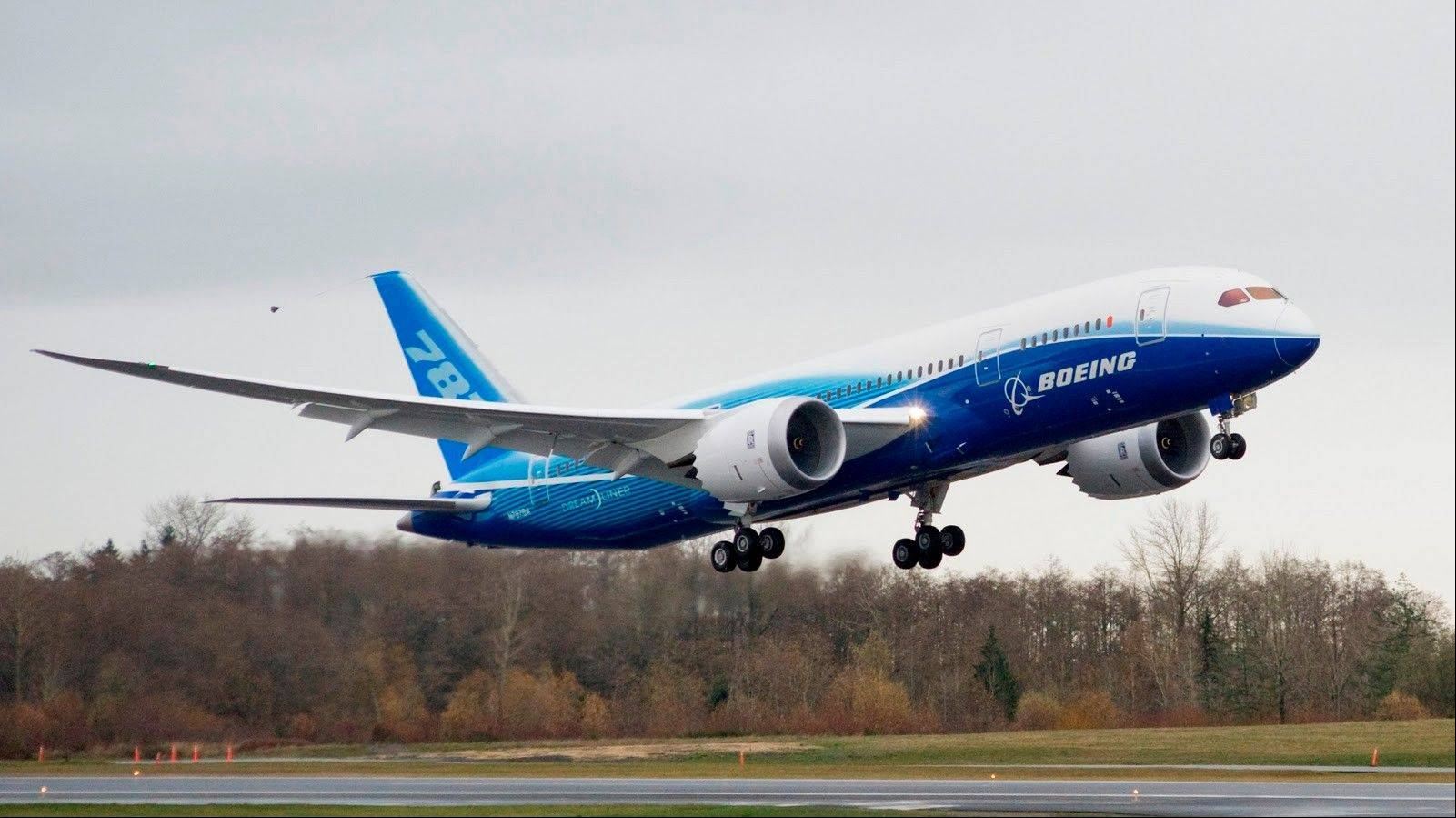 Federal regulators say they are evaluating a Boeing request to conduct test flights of its 787 Dreamliners, which were grounded nearly three weeks ago after a battery fire in one plane and smoke in another.