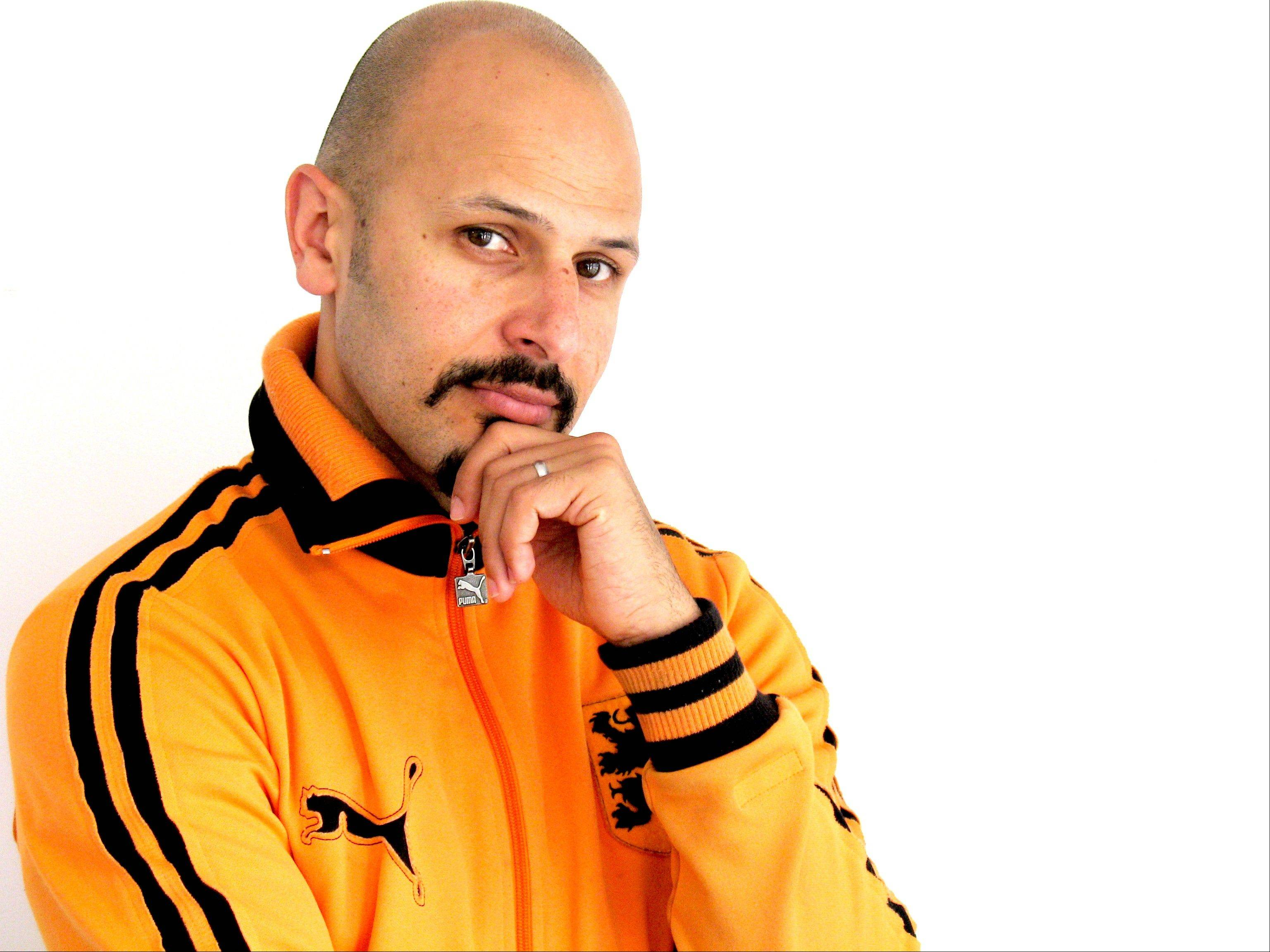 Comedian Maz Jobrani brings his standup routine to the Improv Comedy Showcase in Schaumburg.