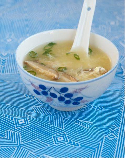Egg Drop Soup, a Chinese restaurant favorite, is surprisingly easy to make at home.