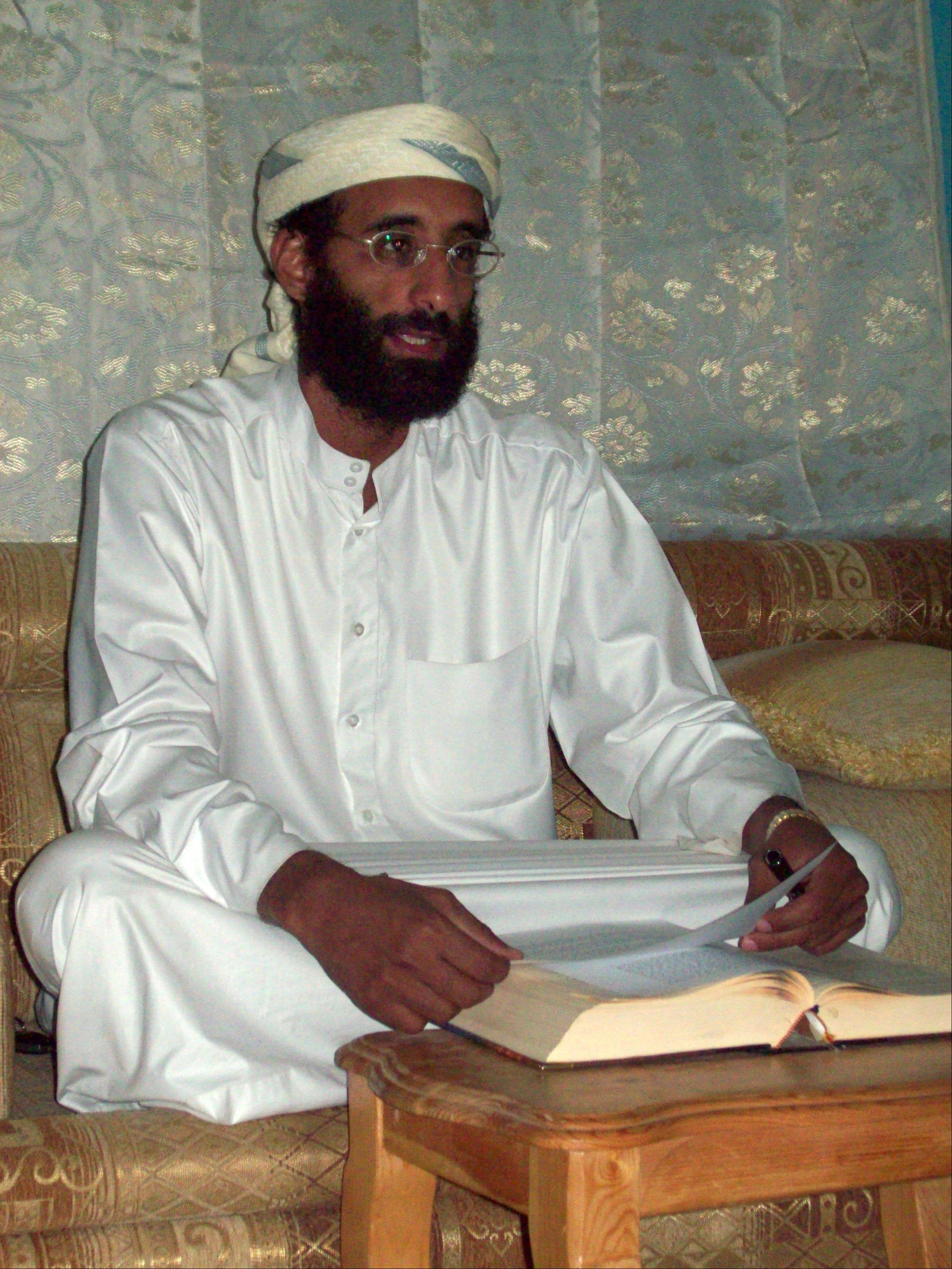 A 2011 drone strike in Yemen killed Anwar al-Awlaki, a U.S. citizens. A Justice Department document says it is legal for the government to kill U.S. citizens abroad if it believes they are senior al-Qaida leaders continually engaged in operations aimed at killing Americans.