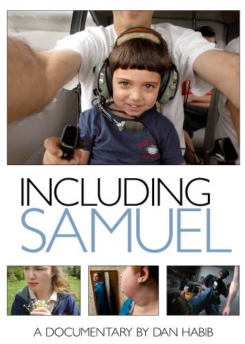 "Photojournalist Dan Habib's award-winning documentary film ""Including Samuel"""