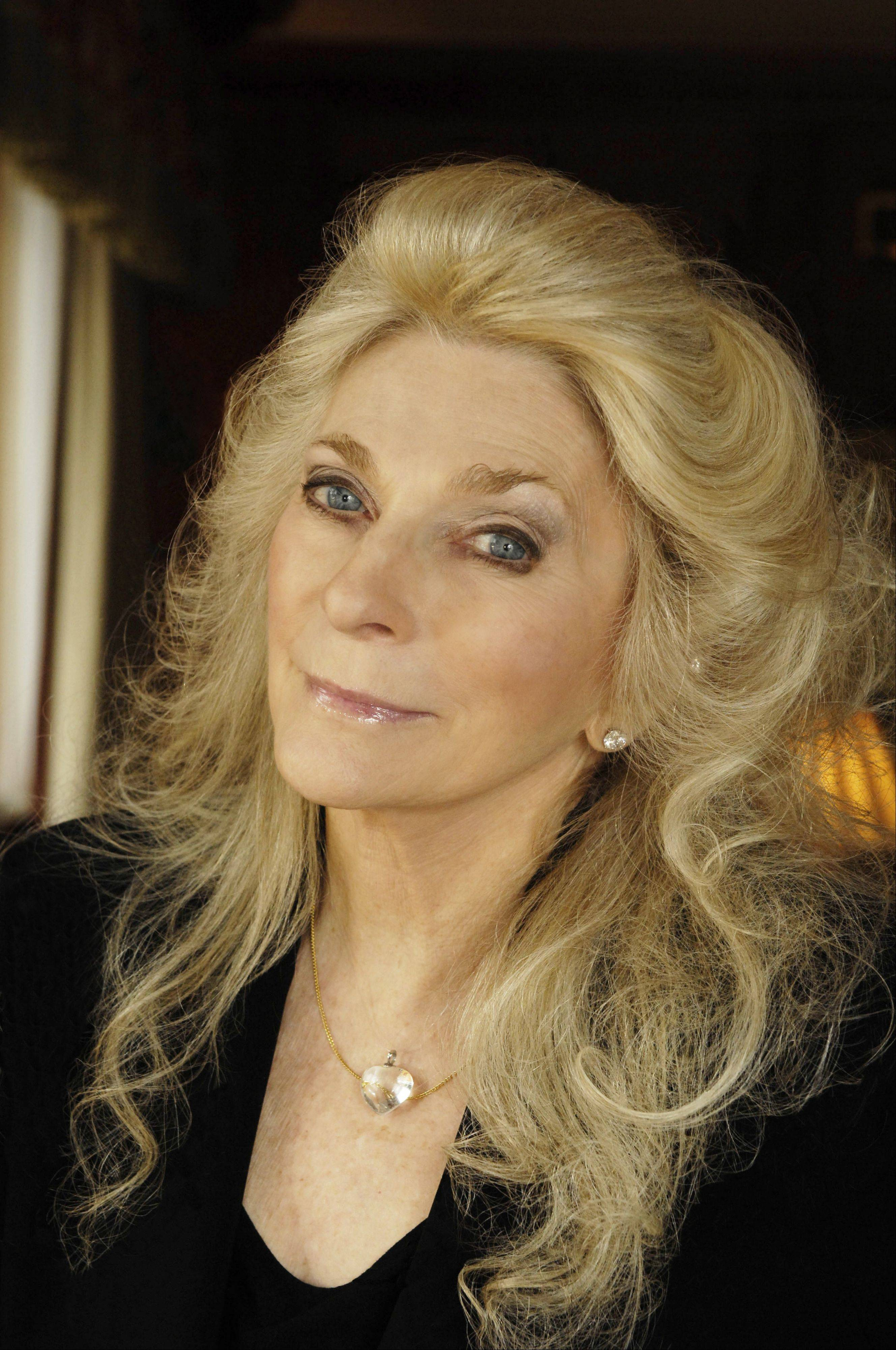 Legendary folk singer Judy Collins headlines Evanston SPACE on Friday, Feb. 8.