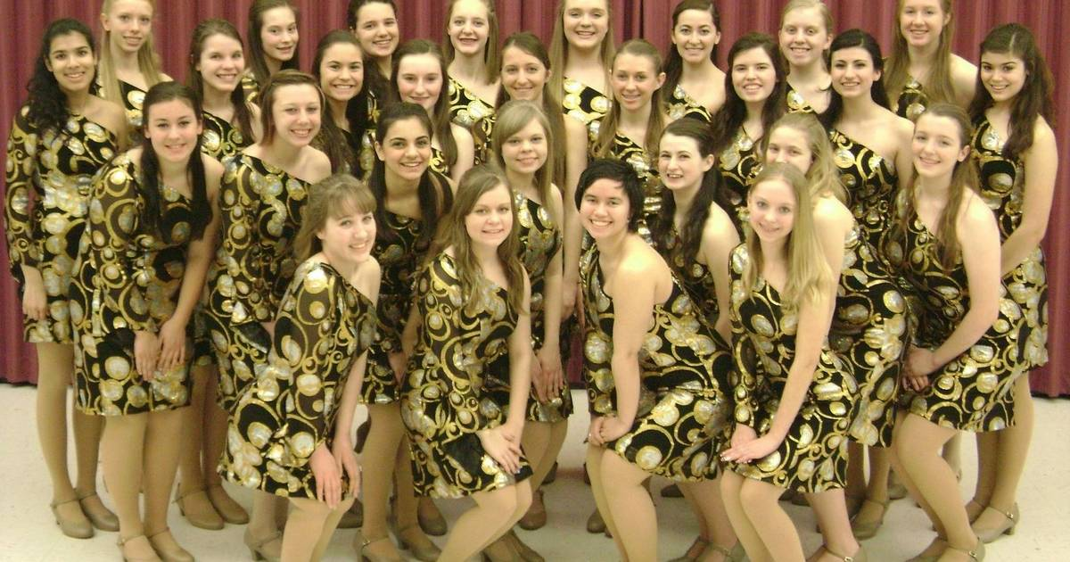 Rolling Meadows Leading Ladies to perform for Glee star