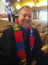 Robert Hatfield led the First Church of Lombard United Church of Christ for 24 years as pastor until his death Tuesday morning at age 60.