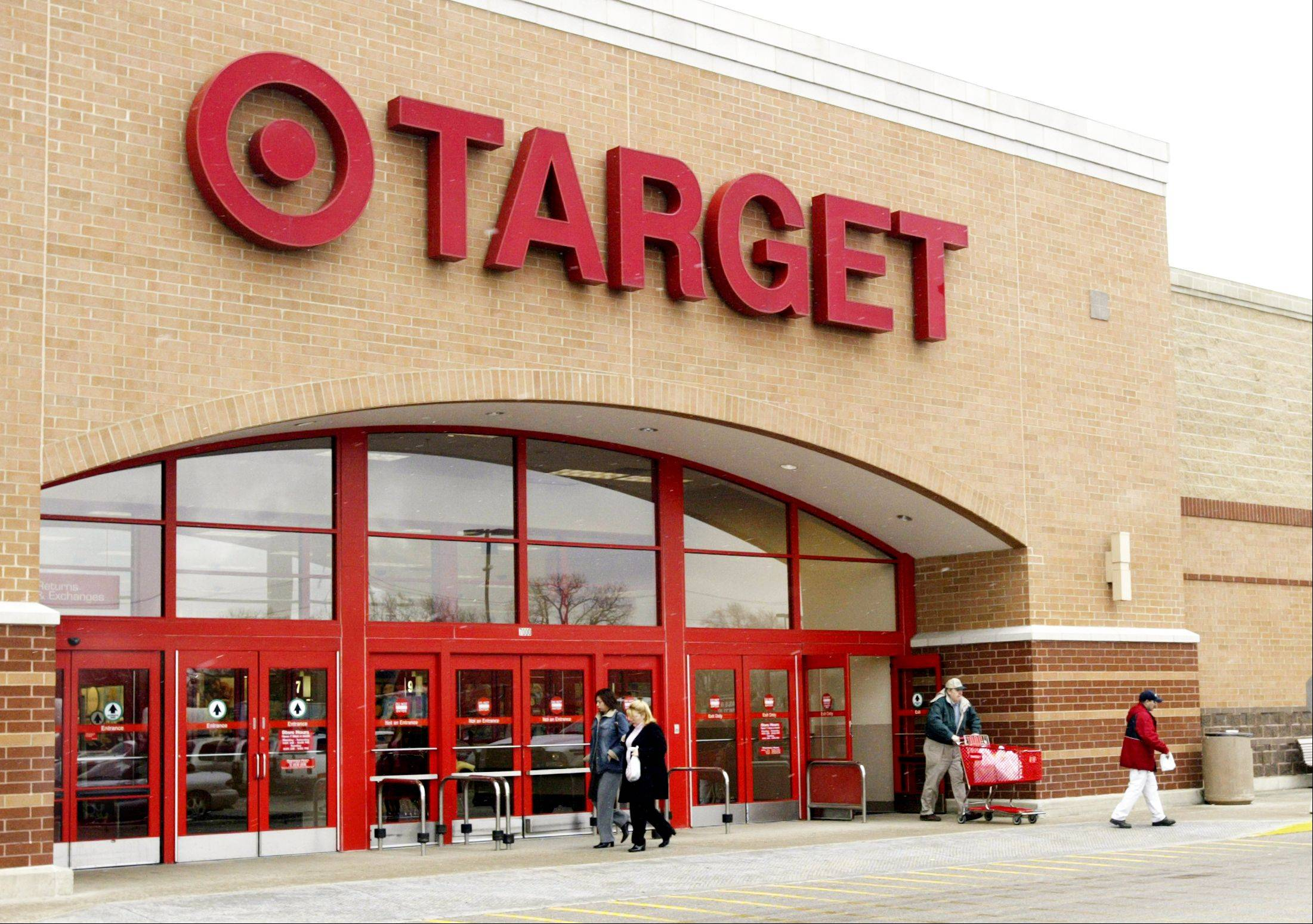 Discount retailer Target Corp. said Thursday that a key revenue measure rose 3.1 percent in January as shoppers bought holiday clearance merchandise.