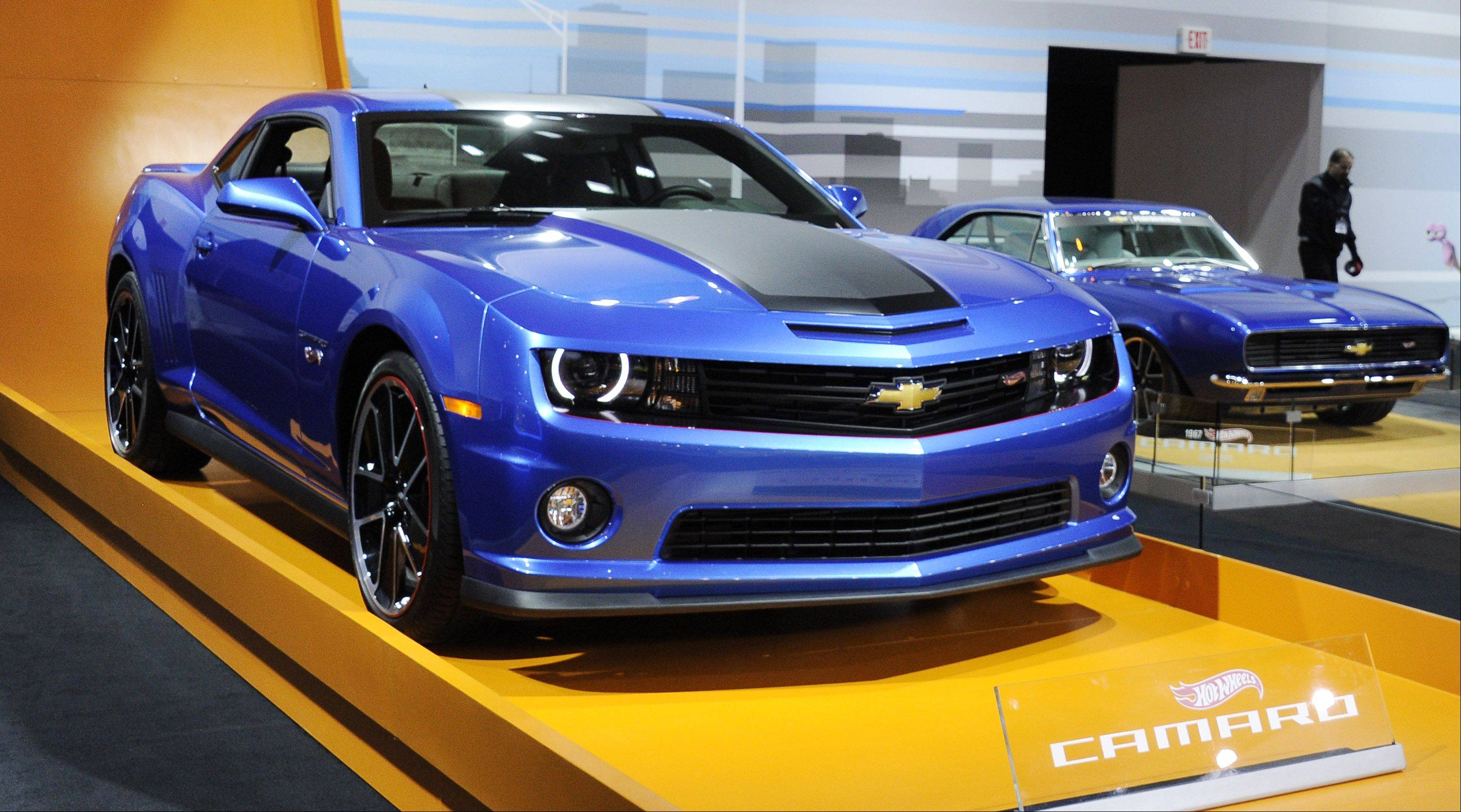 Images: 105th Chicago Auto Show Media Day