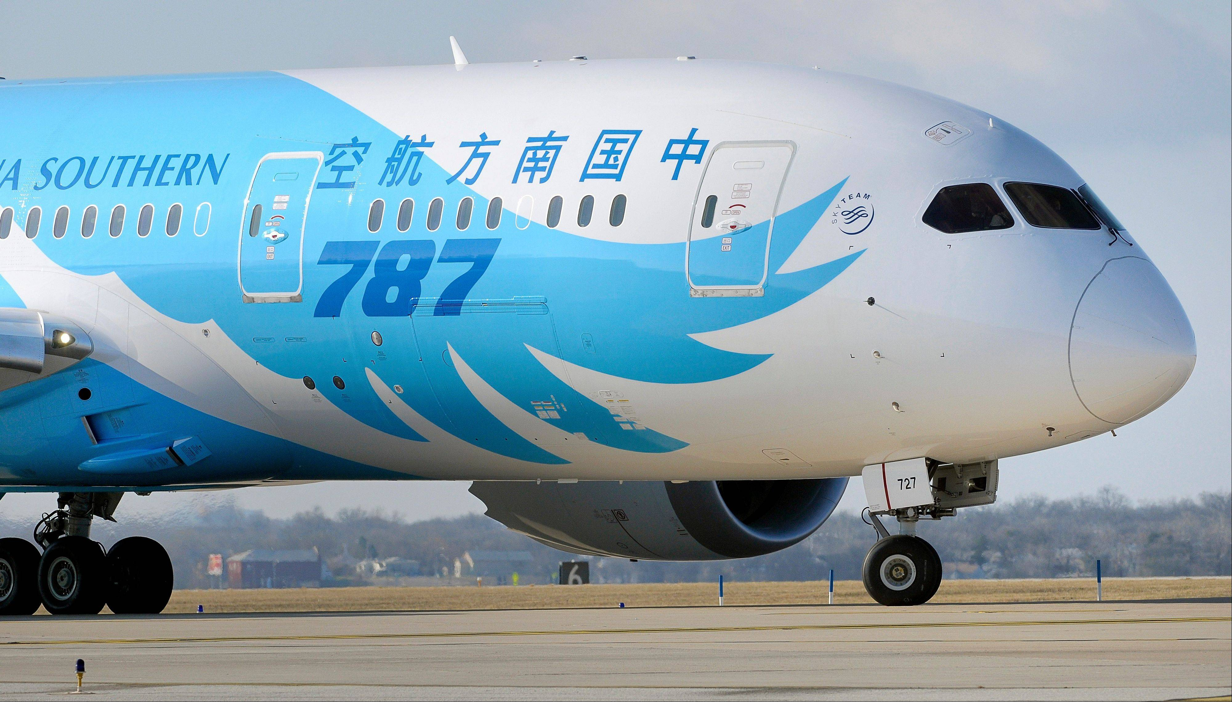 Chicago-based Boeing won permission on Thursday for test flights of its 787 as it tries to fix battery problems that have kept the plane grounded.