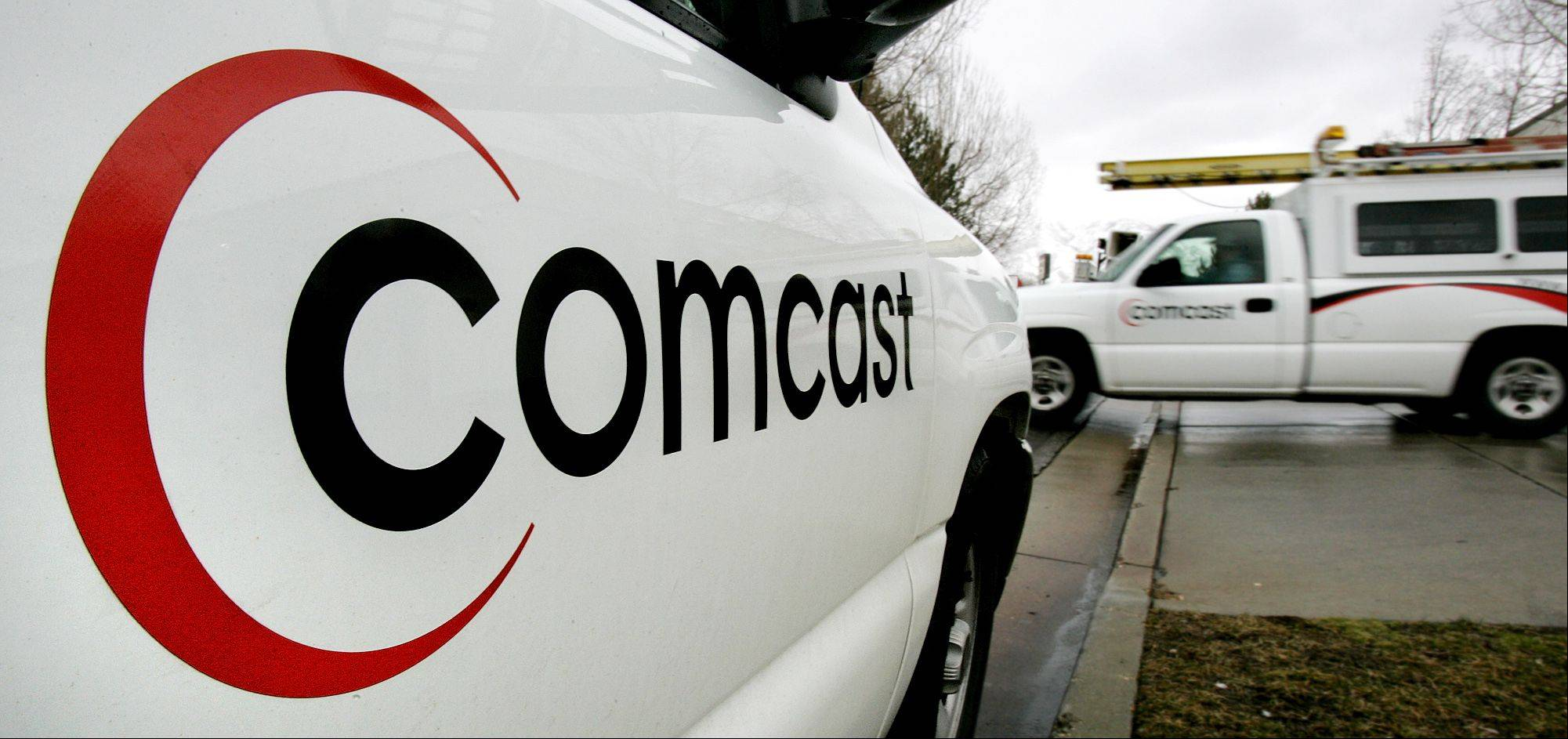 Digital adapters, which are needed for older analog TVs, used to be free from Comcast but now are $1.99 a month apiece.