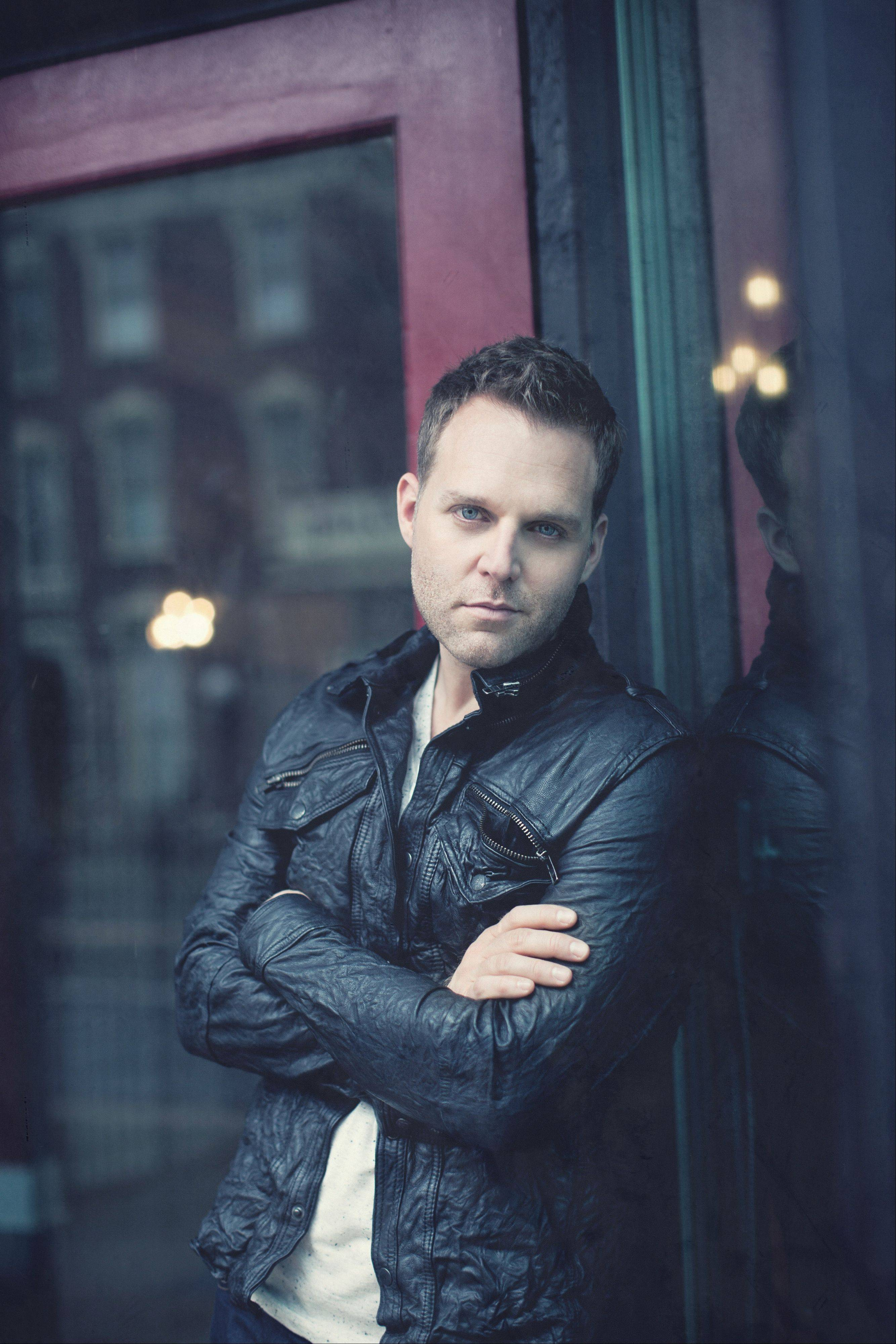 Christian music singer/songwriter Matthew West, who grew up in Downers Grove, is nominated for two Grammy Awards.