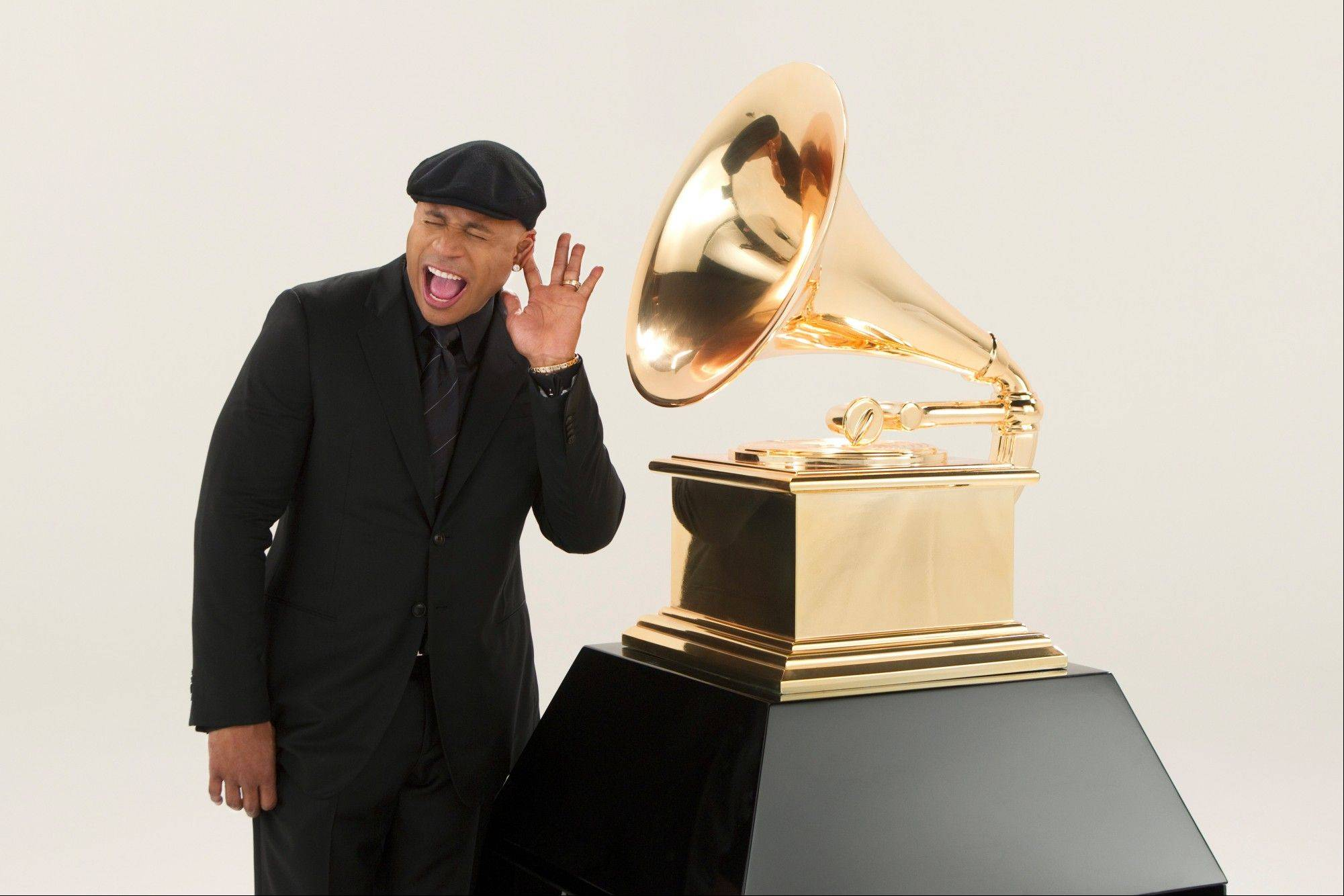 LL Cool J returns as host of the Grammy Awards Sunday.