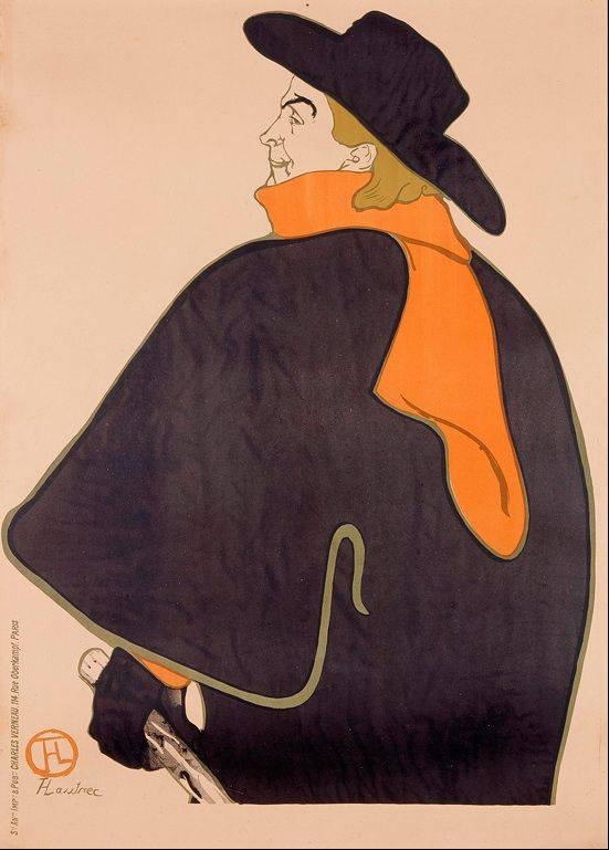 A St. Charles art dealer is being sued by an insurance company, which argues the dealer lost or discarded an original lithograph of �Artistide Bruant Dans Son Cabaret, 1893� similar to the image shown above. French artist Henri Toulouse-Lautrec created three versions of a poster to promote Bruant, which were hung around Paris and are considered some of Toulouse-Lautrec�s most recognizable works. The lawsuit seeks more than $103,000 in damages.