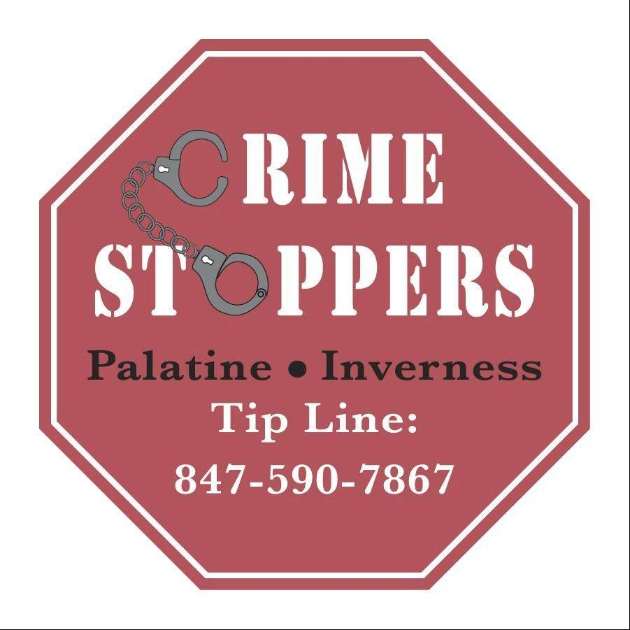 Palatine-Inverness Crime Stoppers logo