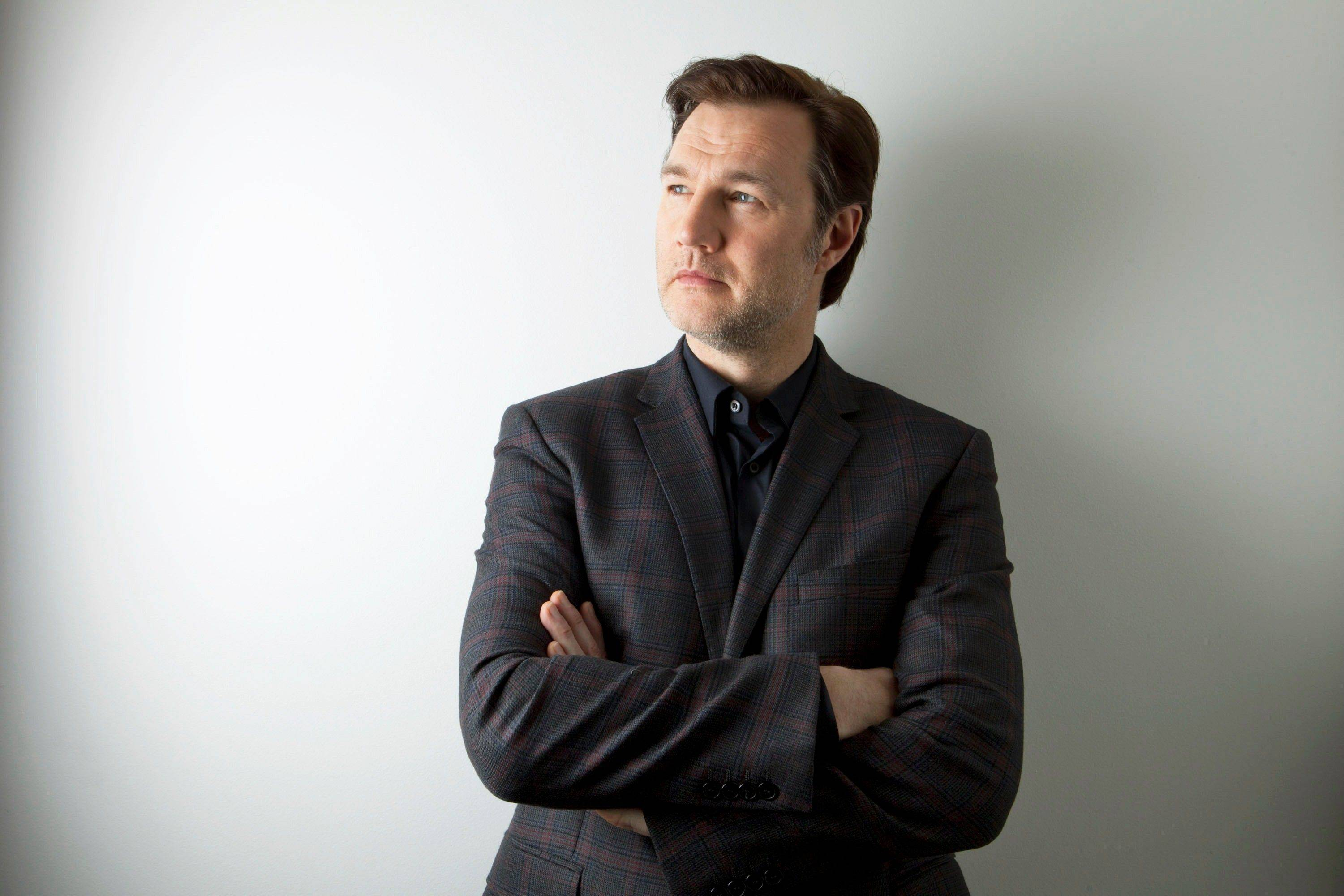 "The Governor, played by David Morrissey, is increasingly oppressive, even deranged during the third season of ""The Walking Dead,"" which returns for eight episodes starting Sunday."