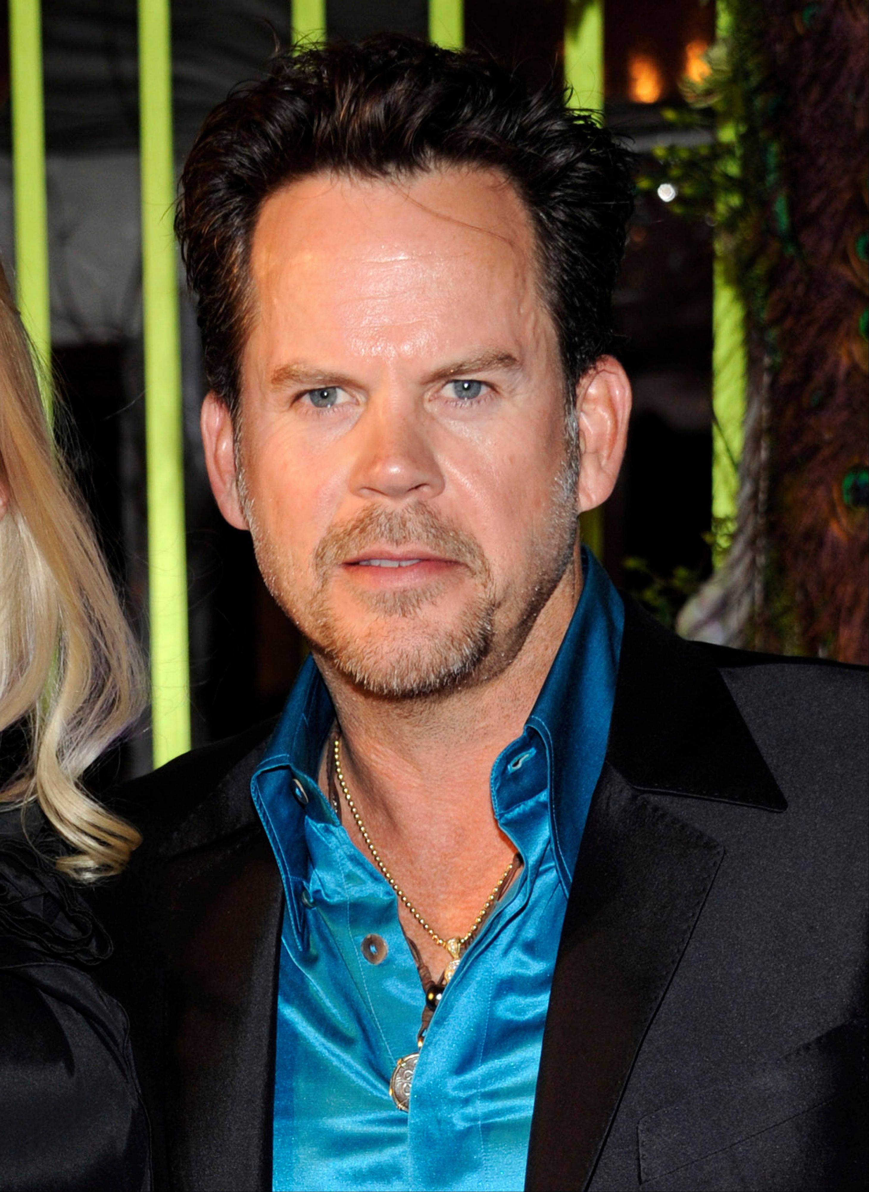 Country singer Gary Allan will play the Illinois State Fair on Aug. 16.