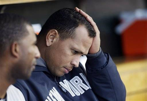 Yankees managing general partner Hal Steinbrenner says he's concerned about the latest drug allegations swirling around third baseman Alex Rodriguez, but that the matter is being looked at by Major League Baseball.