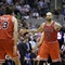Boozer uses foul trouble to his advantage