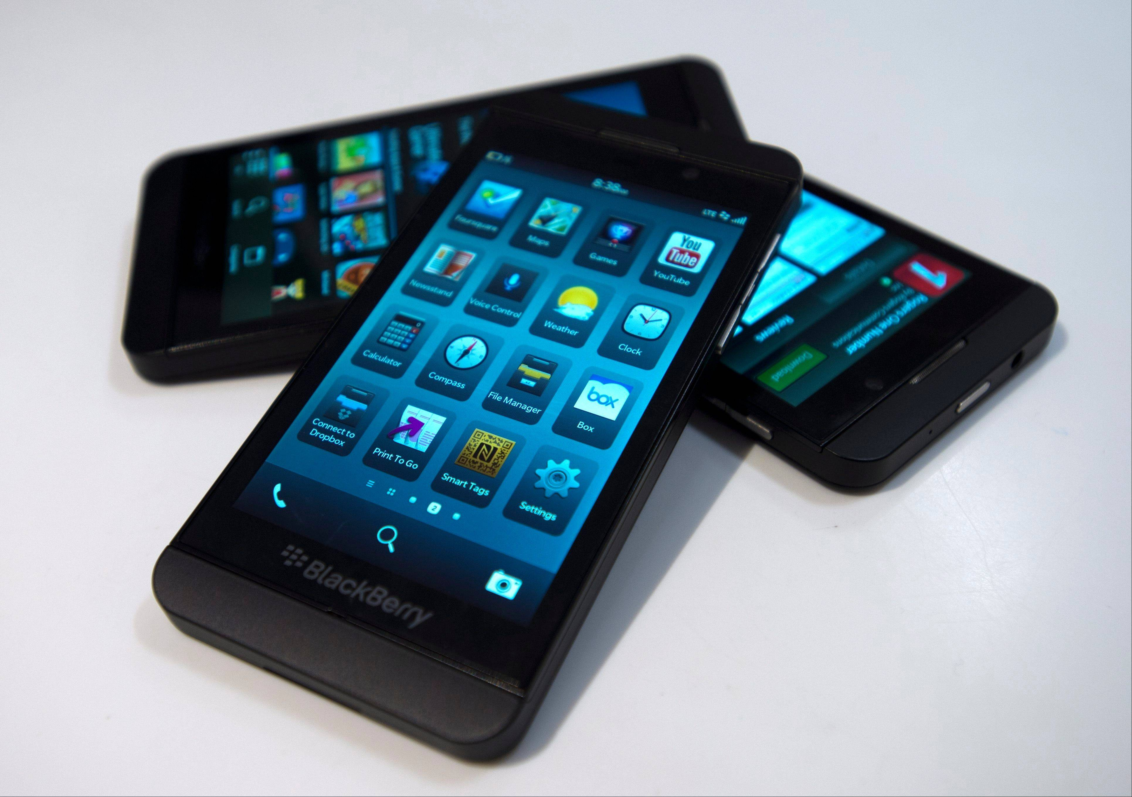 T-Mobile is aiming to be the first American carrier to role out the new BlackBerry Z10.