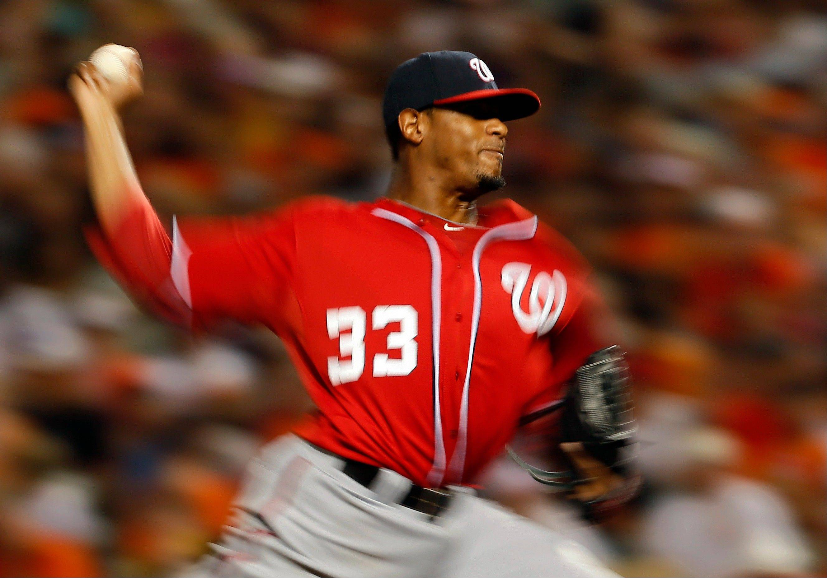 The Cubs' signing of Edwin Jackson to a four-year, $52-million deal shows the team wants to be competitive this year, according to beat writer Bruce Miles.