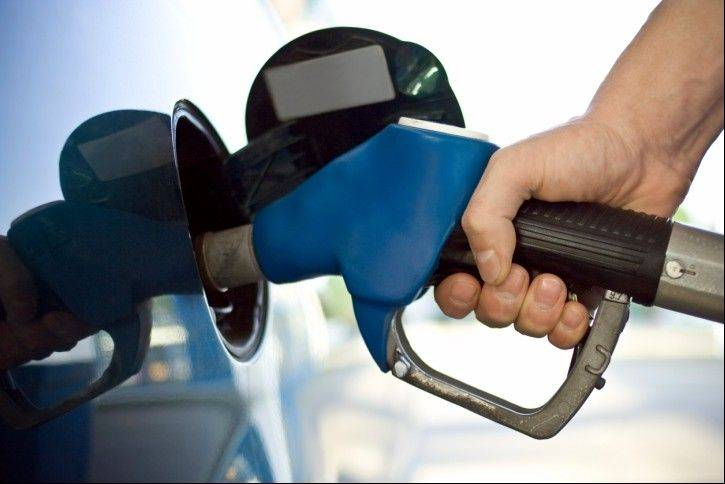 The average price for regular gasoline at U.S. pumps rose 24.75 cents in the past two weeks to $3.59 a gallon, the Lundberg Survey reported Sunday.