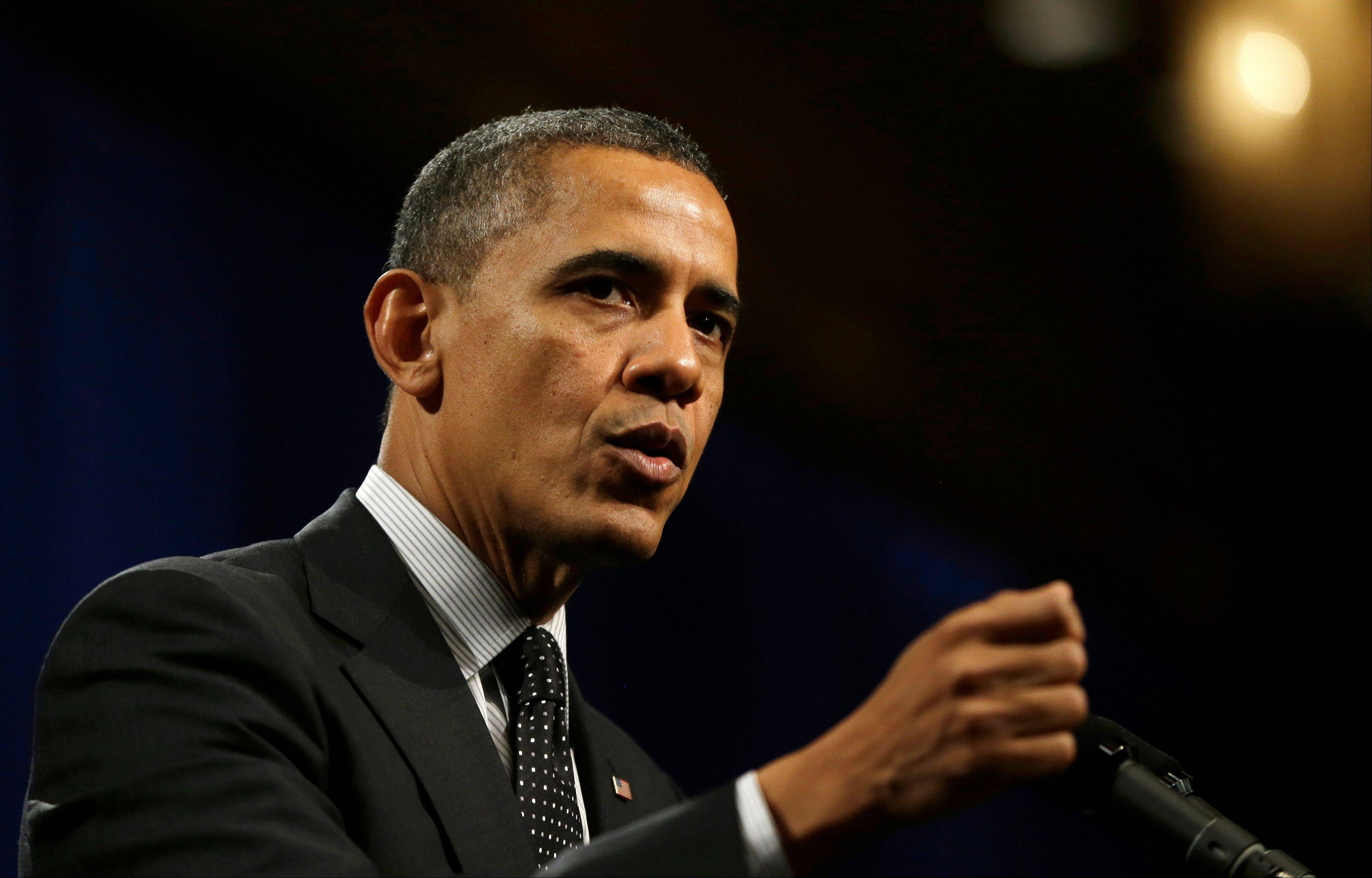 President Barack Obama will be in Chicago on Friday to address gun violence.