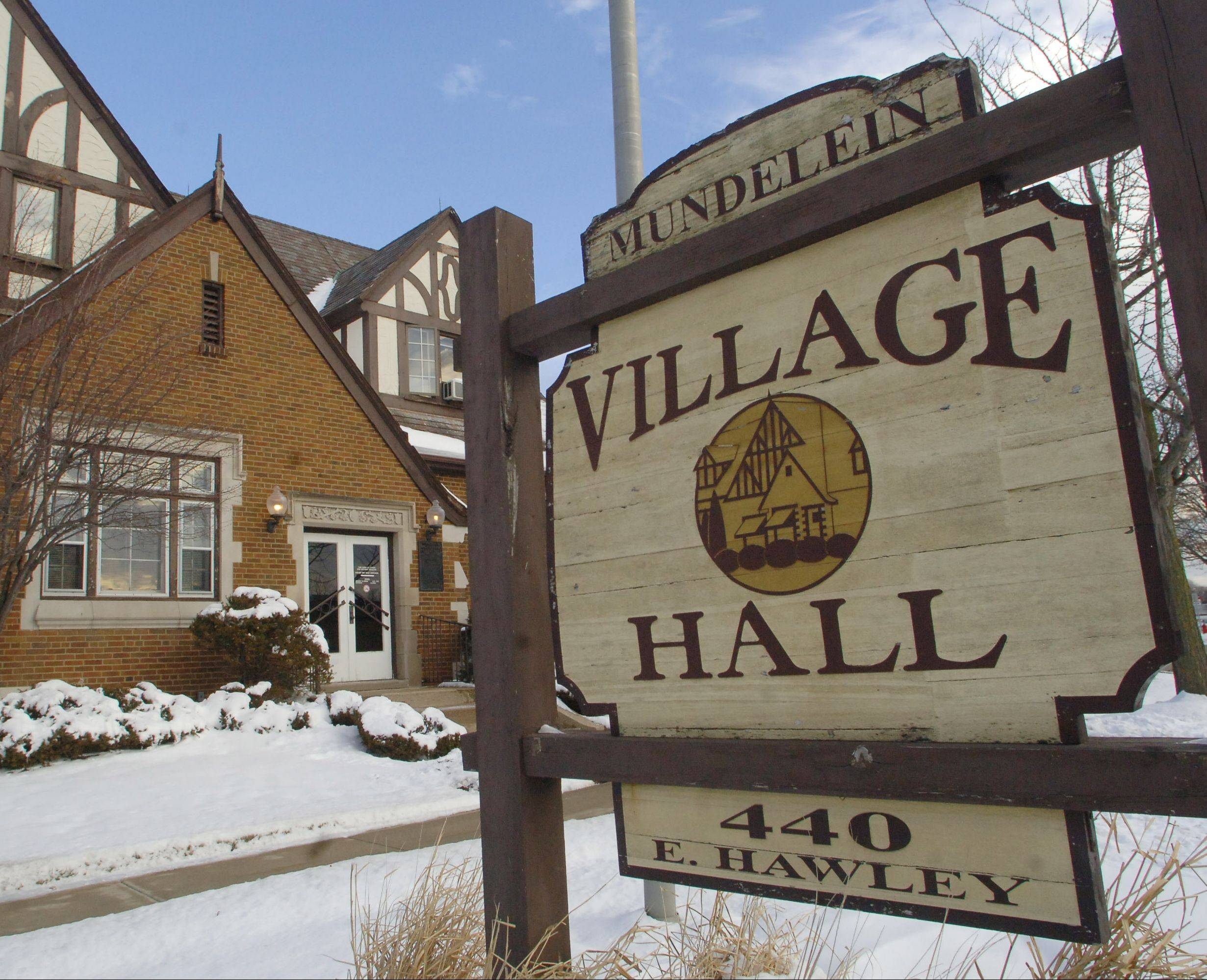 Mundelein officals think a PR push could help the village