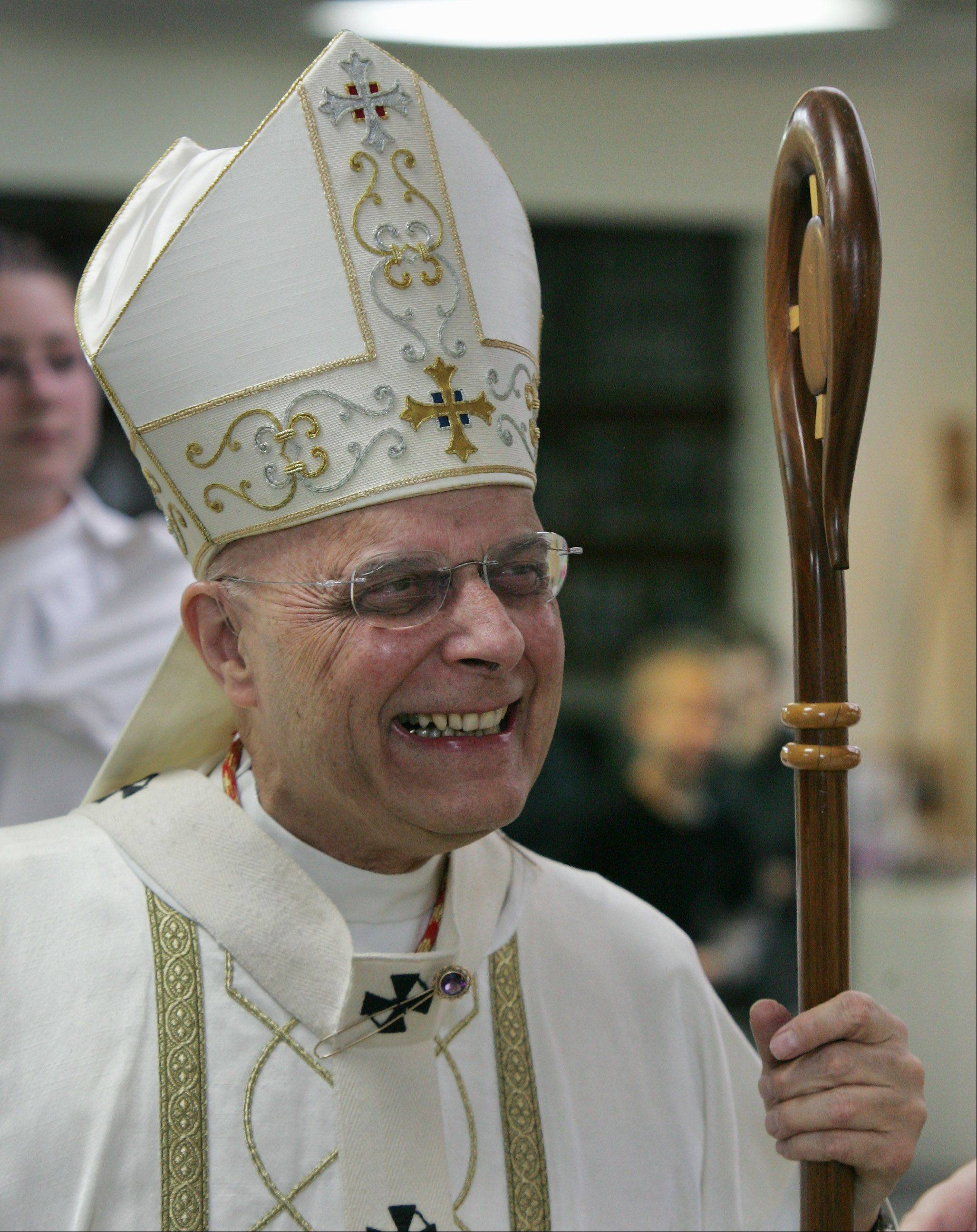 Cardinal George preparing for papal conclave