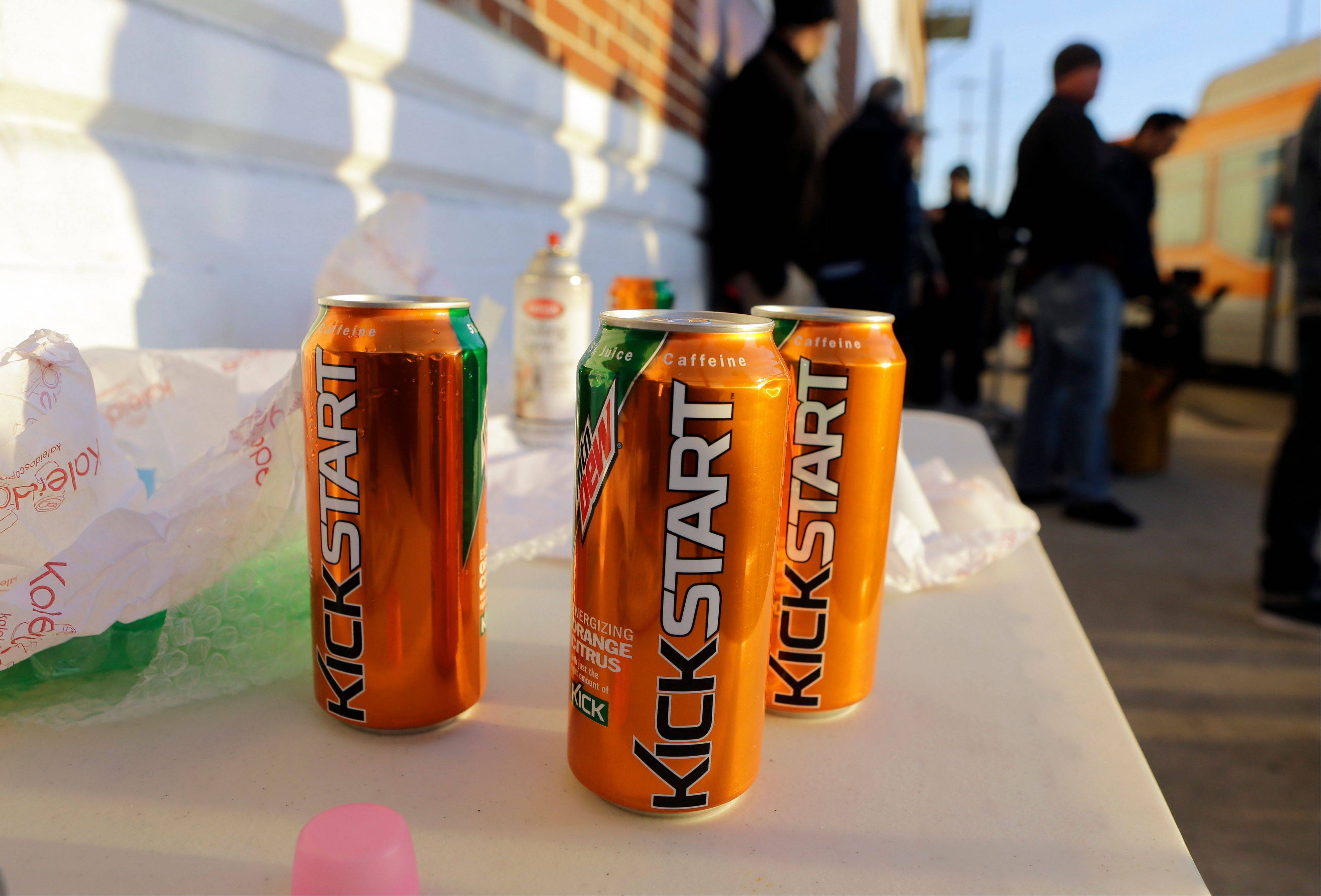 PepsiCo Inc. is set to roll out the new drink called Kickstart this month that has Mountain Dew flavor but is made with 5 percent juice and an extra jolt of caffeine and Vitamins B and C. The company is hoping to grow sales by reaching Mountain Dew fans at a new time of day: morning.