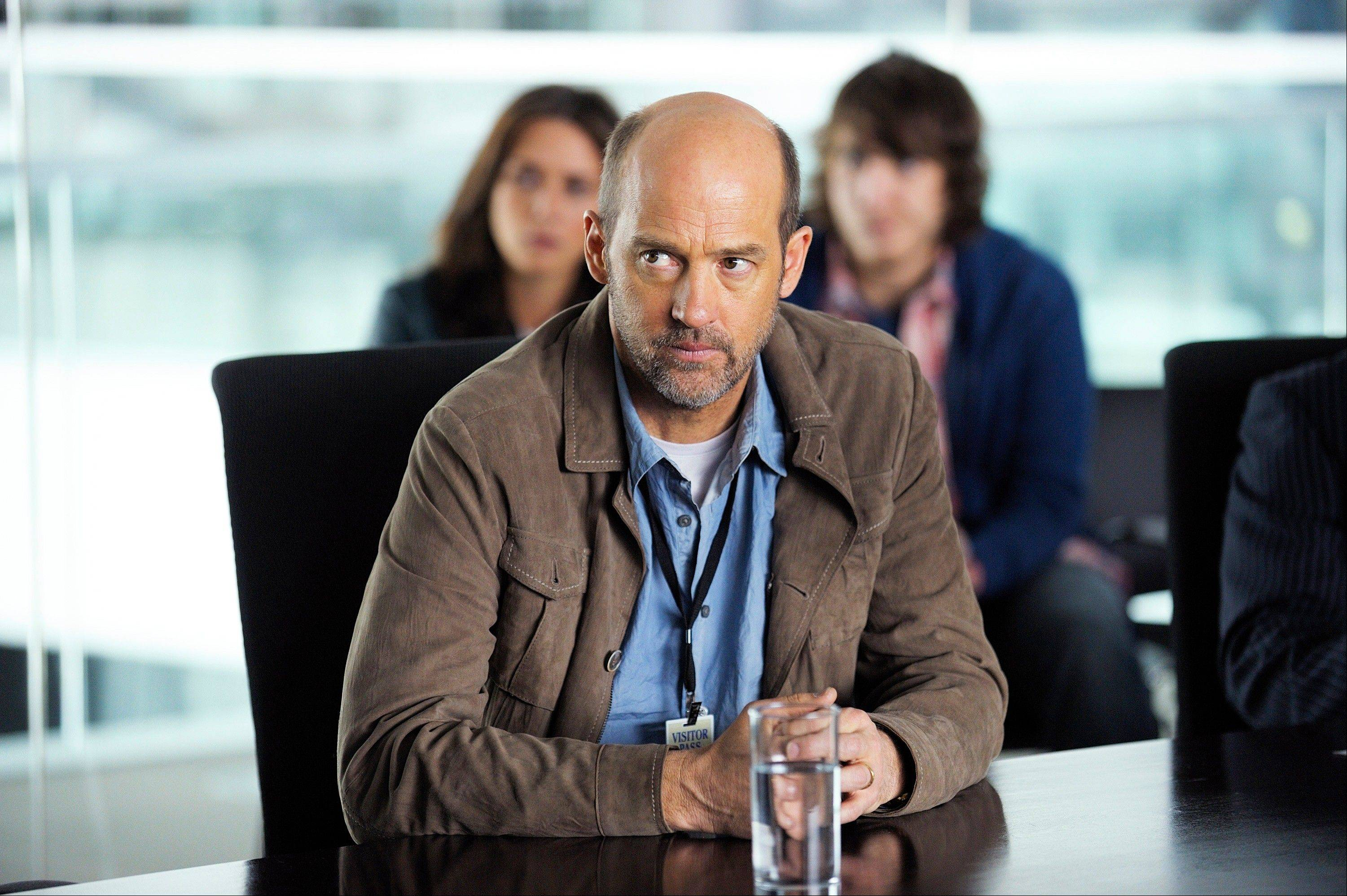 "Anthony Edwards plays Hank Galliston, a magazine publisher who descends into an historical mystery after his wife is kidnapped, in ""Zero Hour,"" premiering Thursday on ABC."