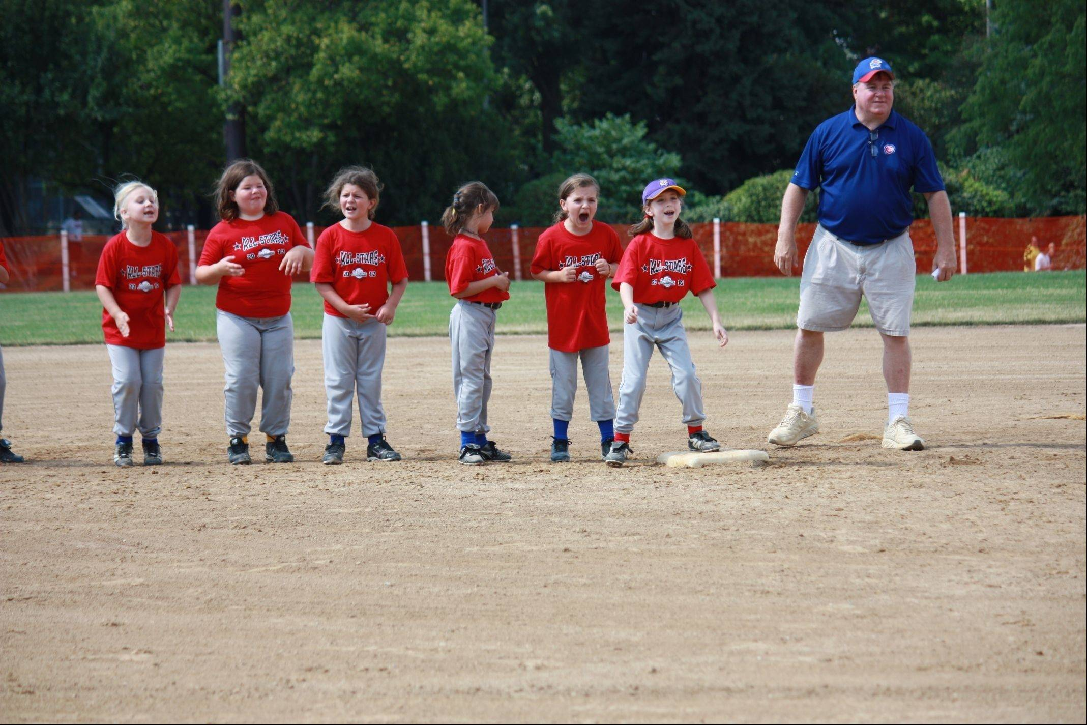 "Palatine Park District superintendent of Recreation Keith Williams was awarded first place in the Sports category of the ""Hit Us With Your Best Shot"" photo contest for this photo titled ""Mixed Emotions."""