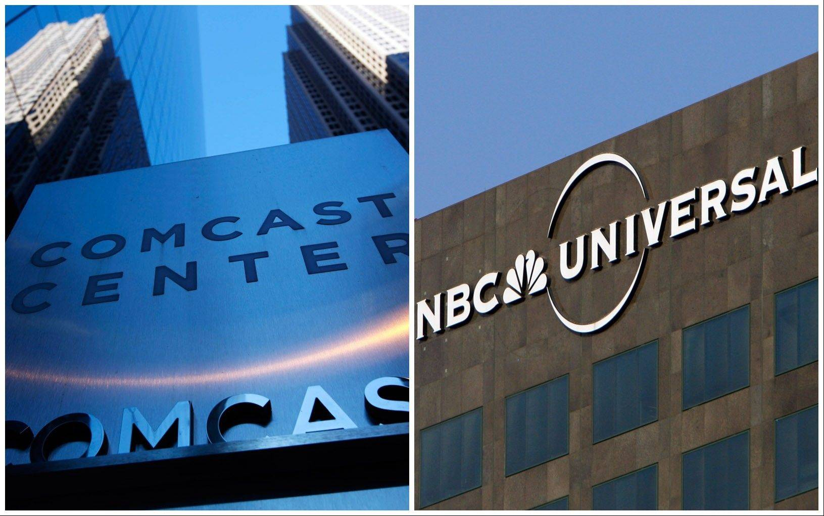 Comcast said on Tuesday it�s buying General Electric�s 49 percent stake in NBCUniversal joint venture for $16.7 billion. Comcast Corp. had bought a majority stake in the television and movie company in 2011. It had planned to take a larger stake in it over time.