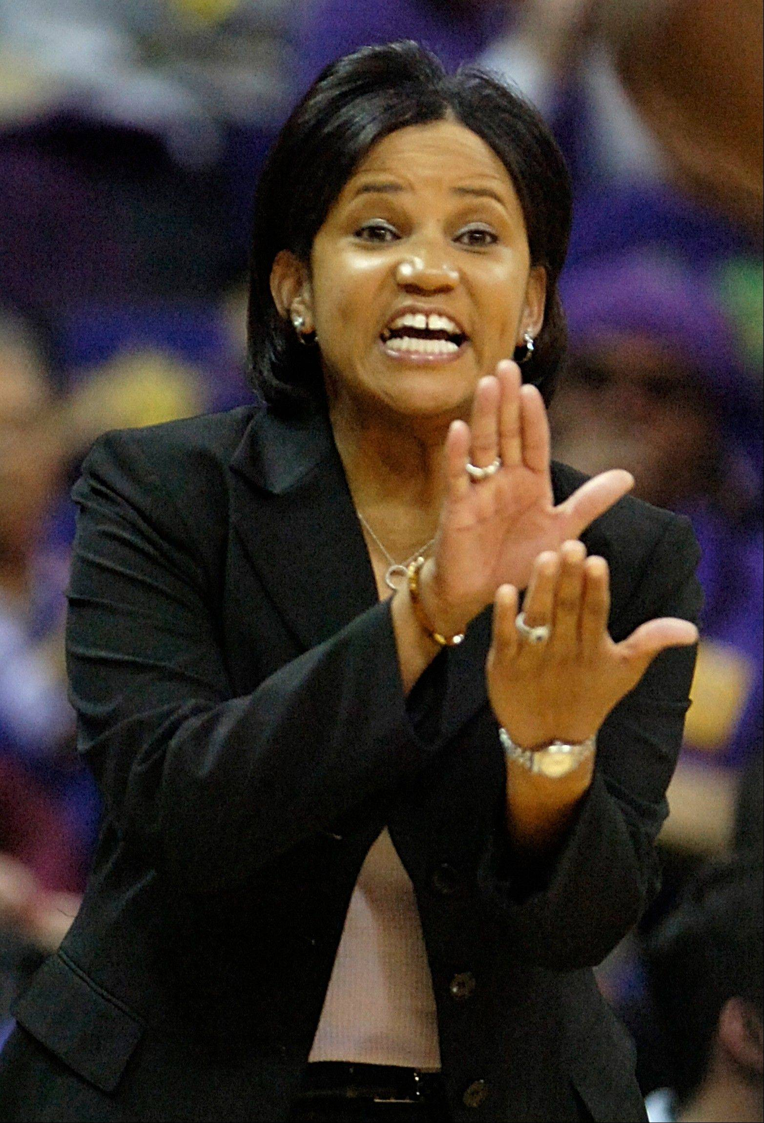 Coach Pokey Chatman received a multi-year contract extension Tuesday from the Chicago Sky. Her assistant coaches, Christie Sides and Jeff House, were also re-signed.