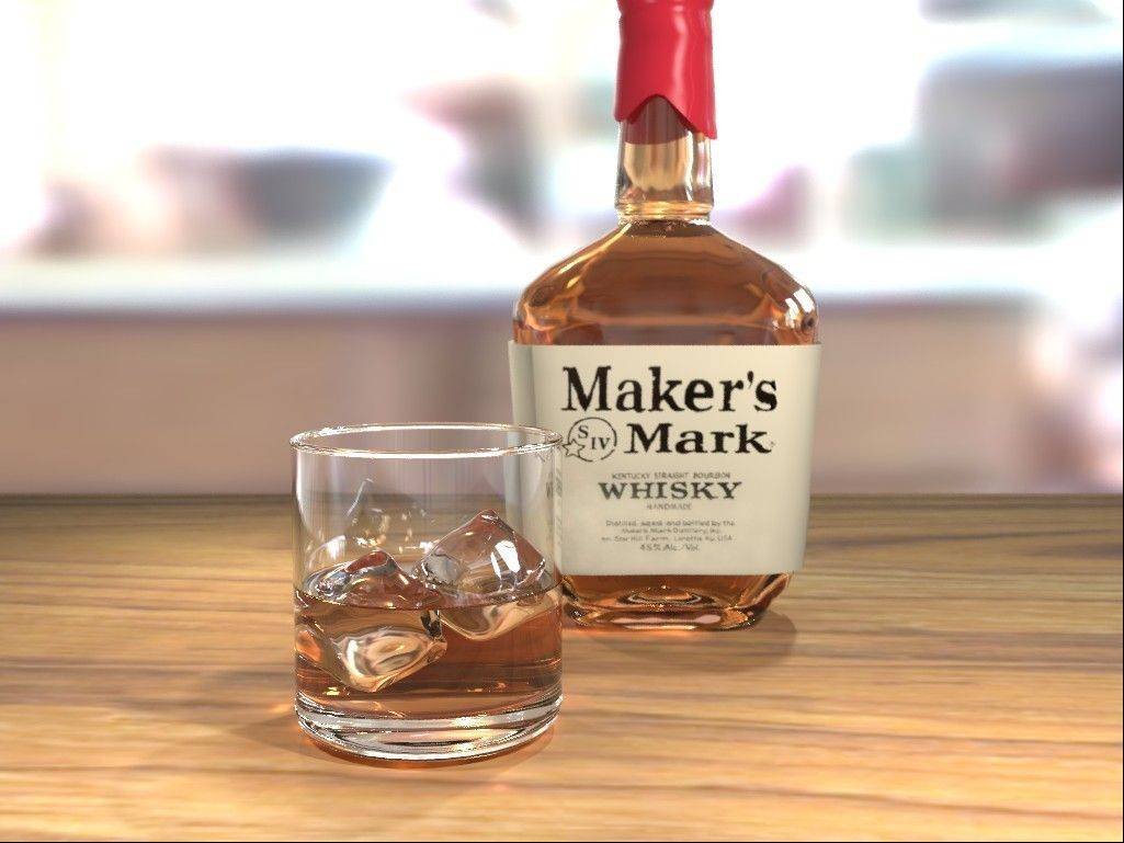 The producer of Maker's Mark bourbon is cutting -- likely permanently -- the amount of alcohol in each bottle to stretch every drop of the famous Kentucky whiskey. The alcohol volume is being lowered from its historic level of 45 percent to 42 percent -- or 90 proof to 84 proof.