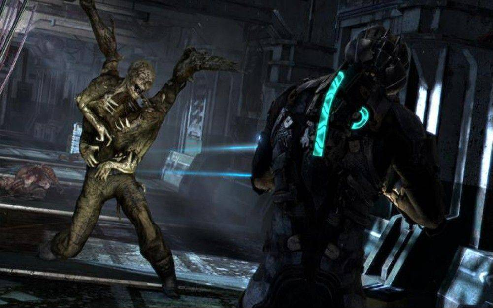 """Dead Space 3,"" which is more tense than frightening, has blossomed into a more polished third-person sci-fi shooter."
