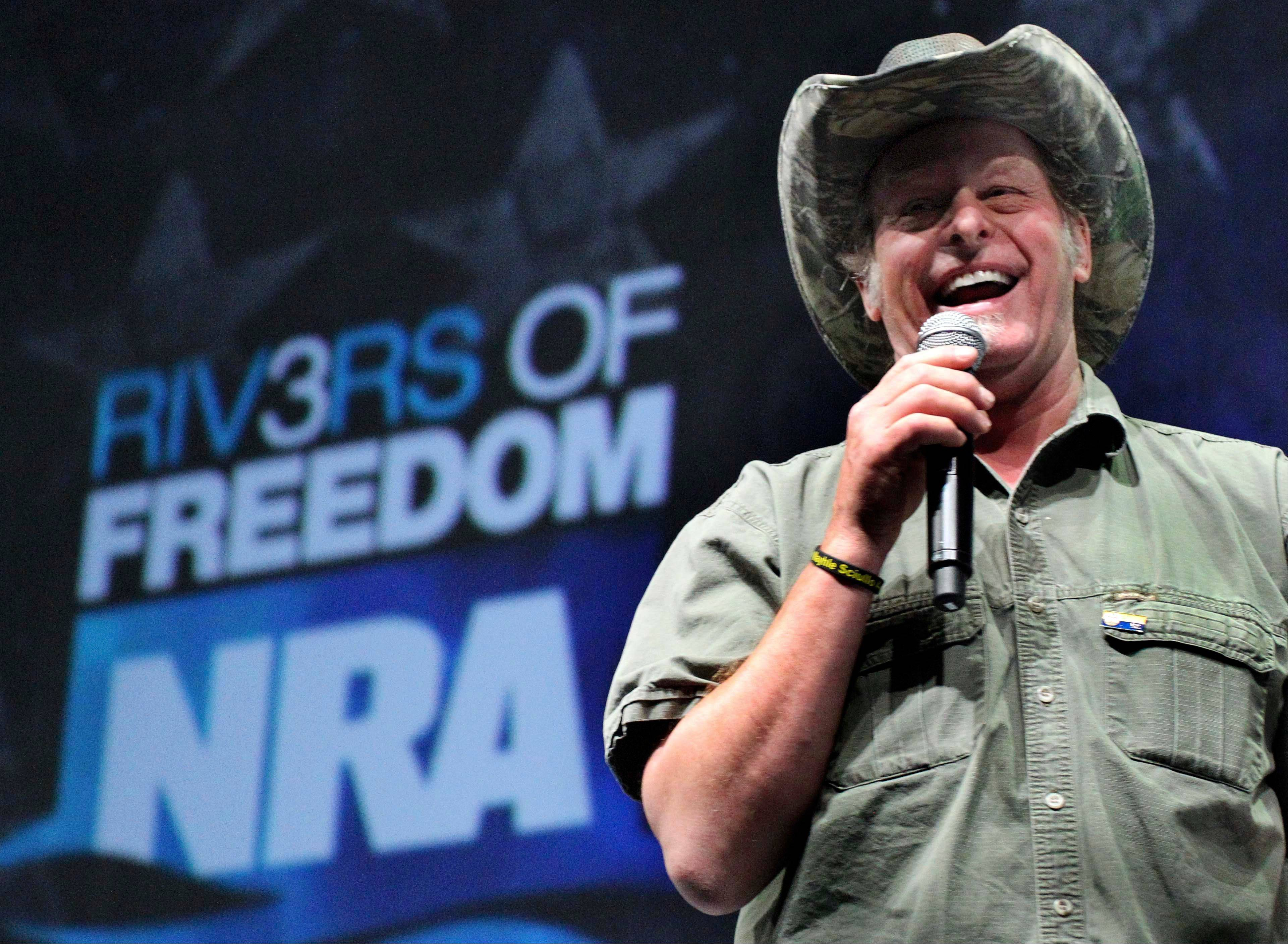 "Musician and gun rights activist Ted Nugent, who has referred to President Barack Obama's administration as ""evil, America-hating,"" was invited to attend Tuesday's State of the Union address by Rep. Steve Stockman, R-Texas."