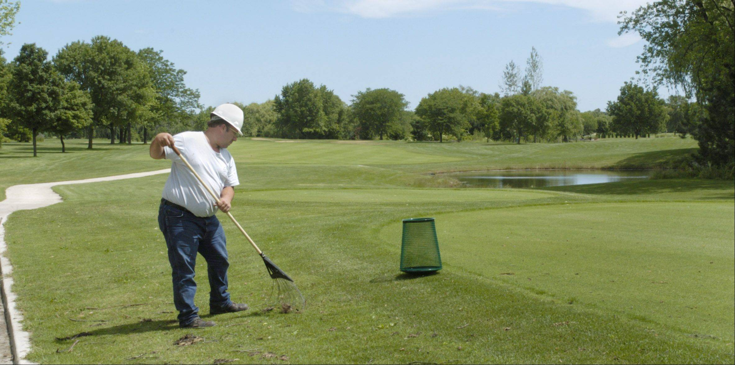 A $6.3 million renovation project at the Village Links of Glen Ellyn could take longer to complete than expected, officials said Monday. The 18-hole course last underwent renovations in 2004.