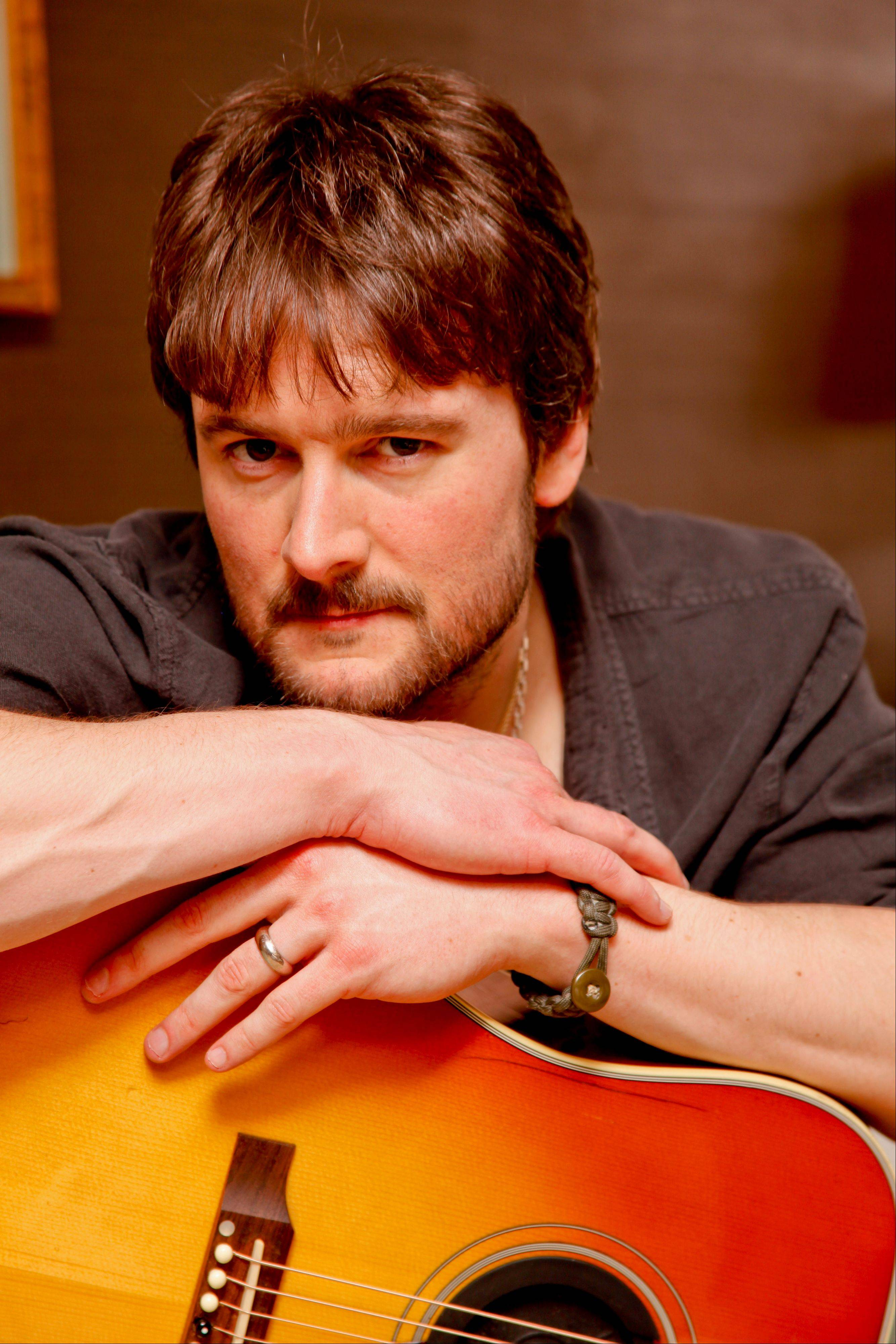 Country singer Eric Church has seven nominations at the upcoming 48th annual Academy of Country Music Awards.