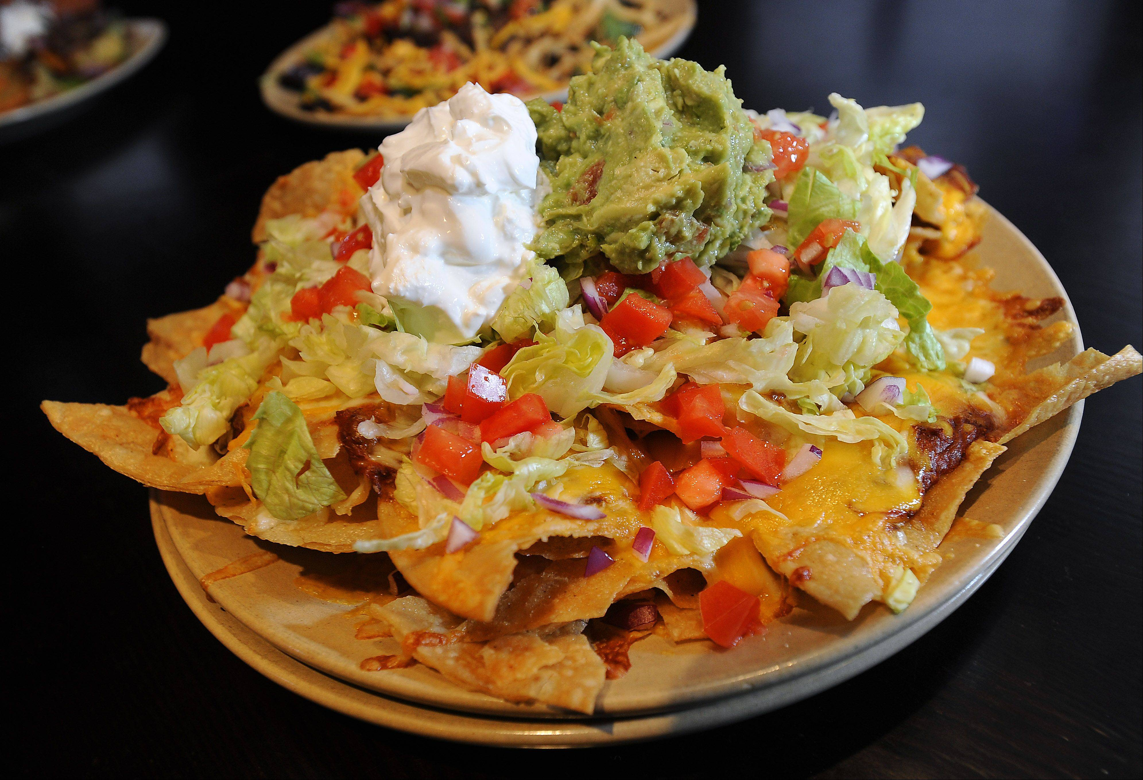 Nachos are a crowd favorite at McMae's Tavern & Grill in Bartlett.