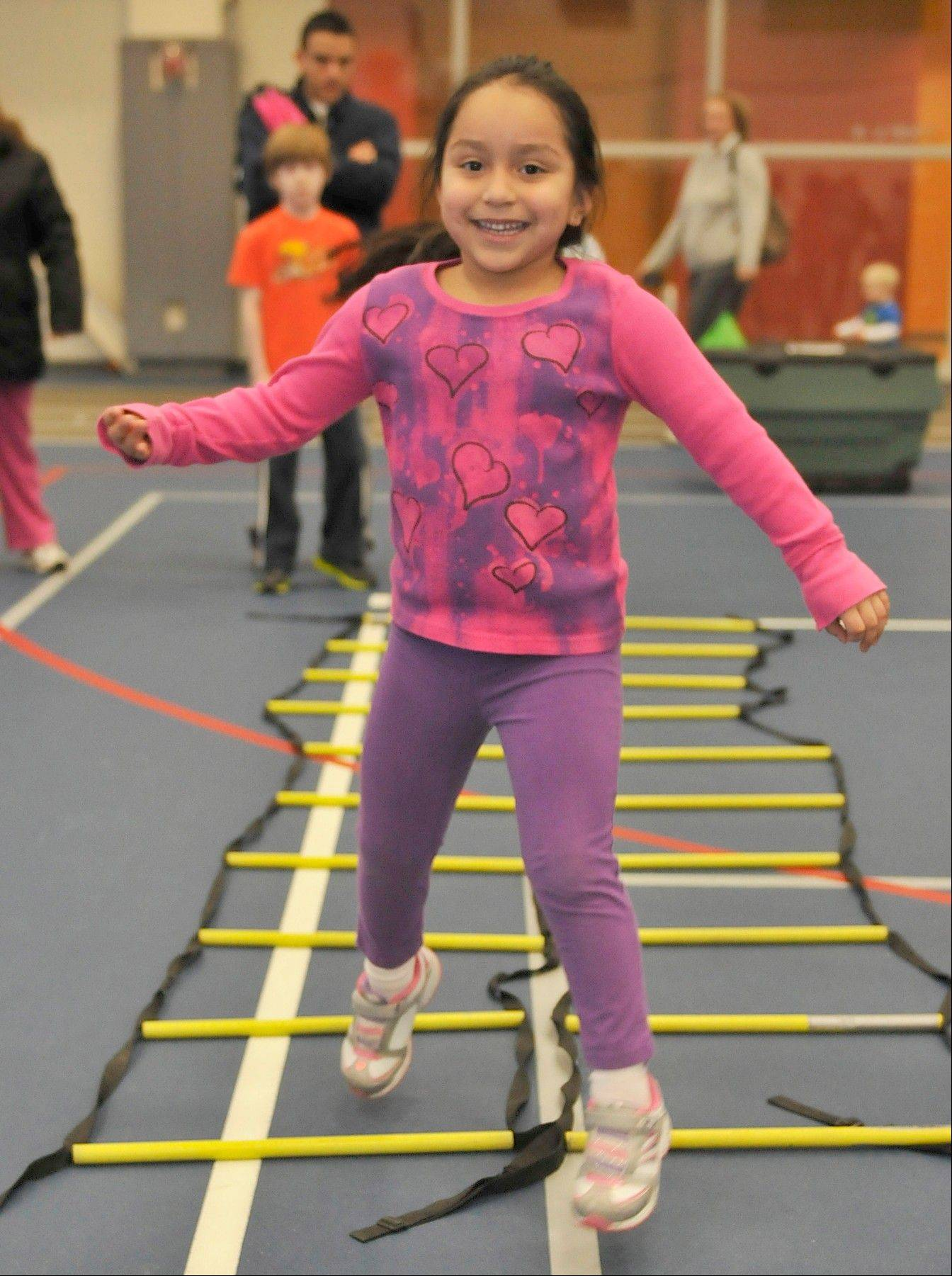 Teaching children that exercise is a fun, enjoyable activity -- and not a task -- will be the central theme on Saturday, Feb. 16 during the free Fitness Fun Fair for Kids at the Vaughan Athletic Center, Aurora.