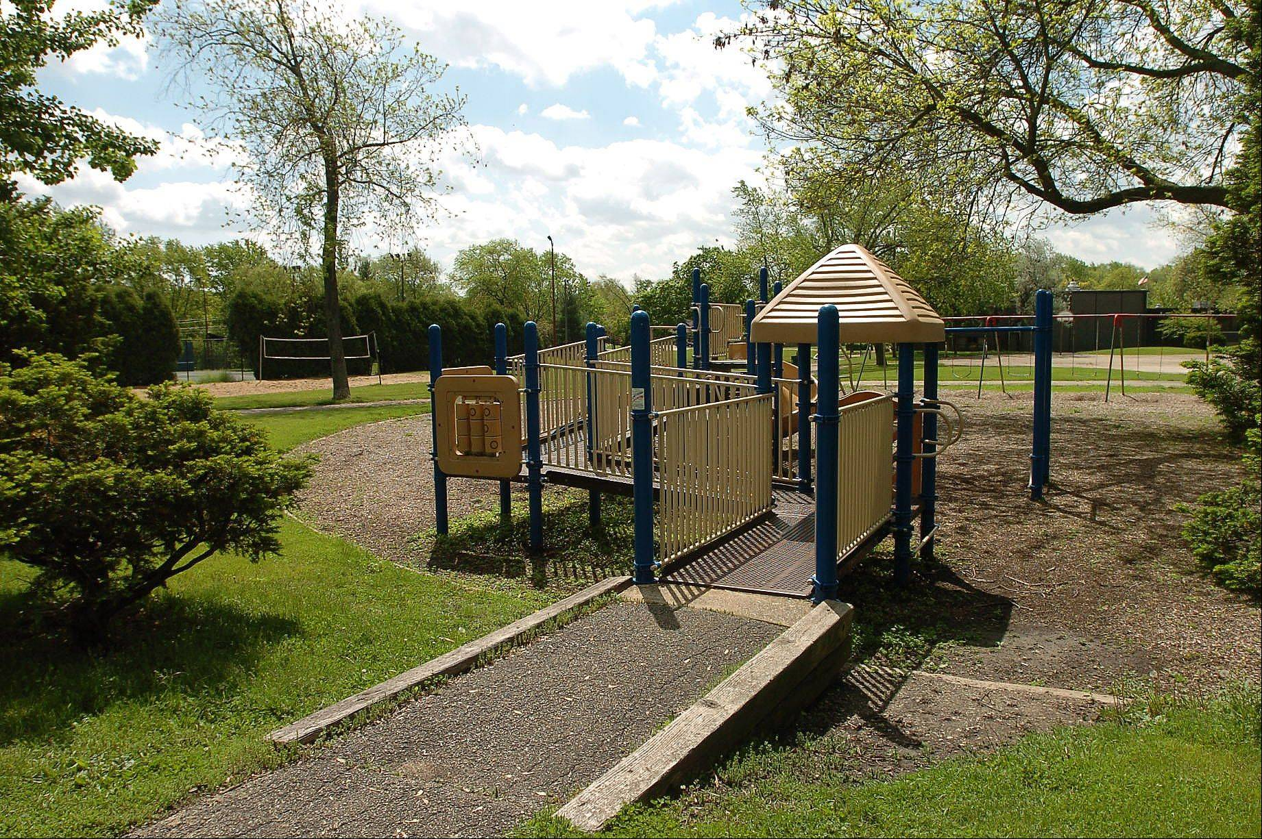 Construction on the first phase of a major renovation project at Frontier Park in Arlington Heights will start this spring with help from a state grant. The work includes adding a baseball field, a soccer field, a tennis court and lighted walkways.