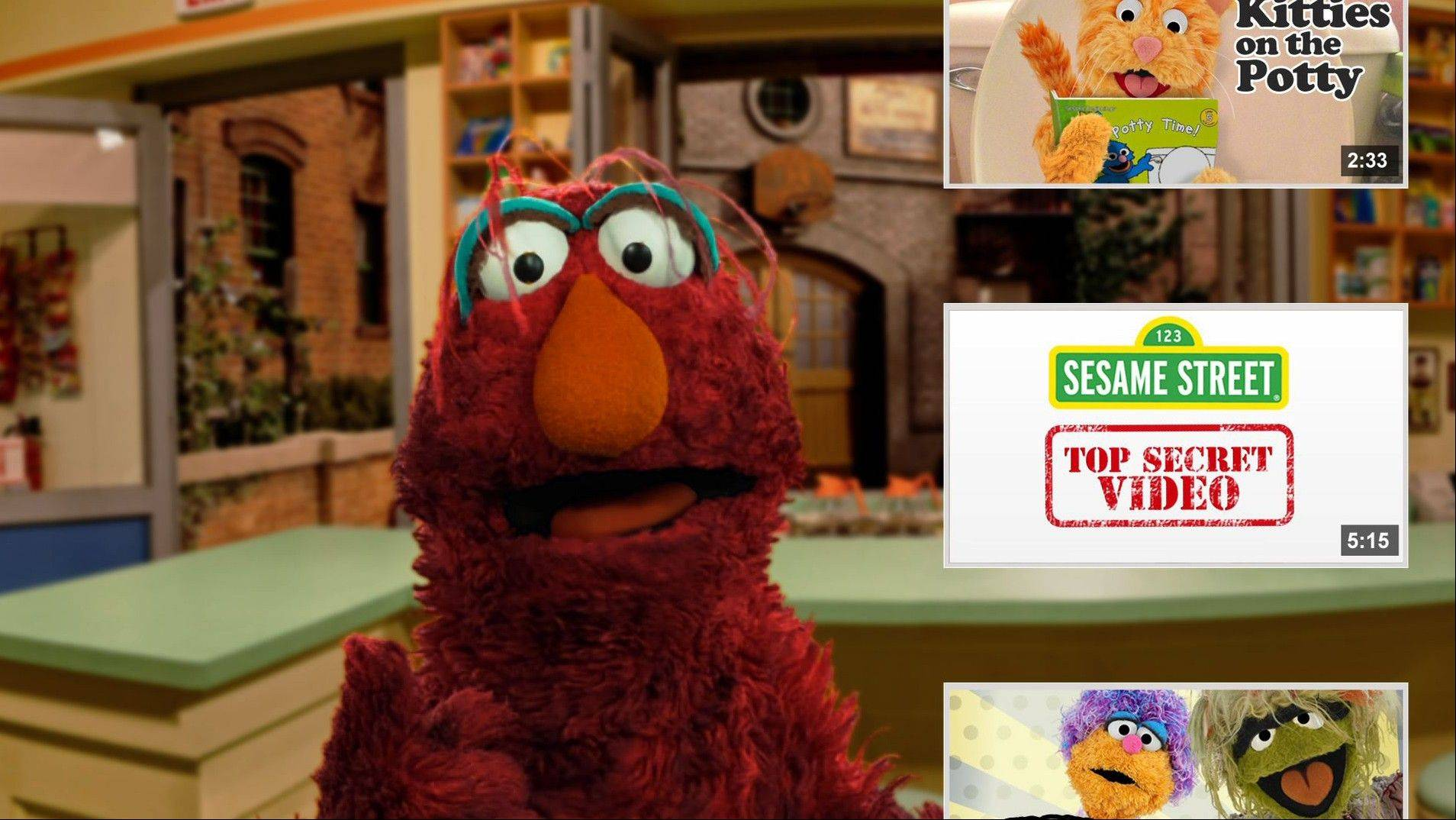 "The children's show ""Sesame Street"" will soon pass 1 billion views on YouTube."