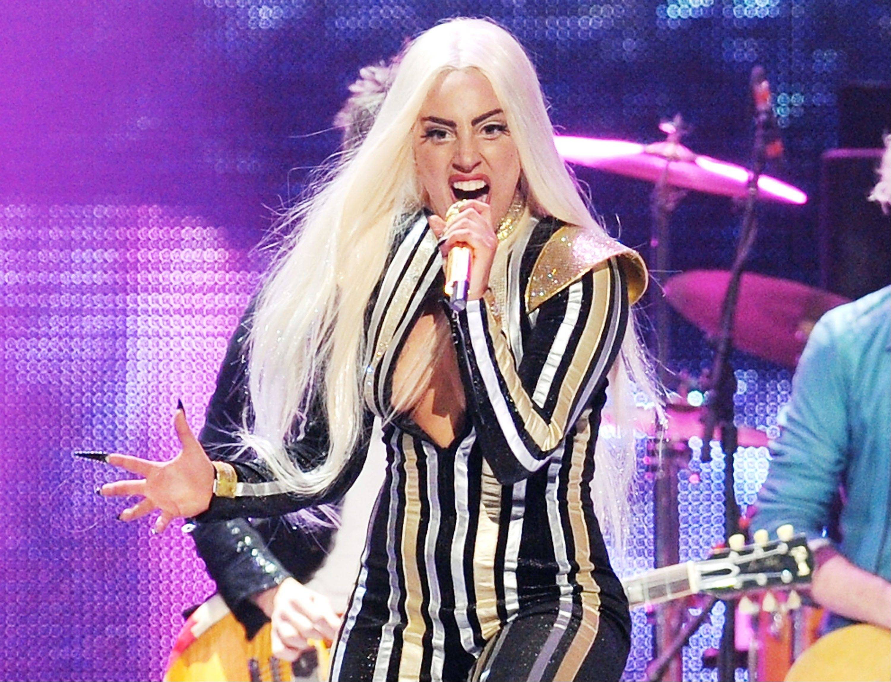 Singer Lady Gaga has canceled the remainder of her tour due to a hip injury that will require surgery.