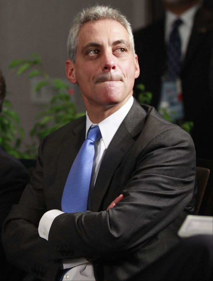 Emanuel calling on suburban lawmakers to help with gun-control quest