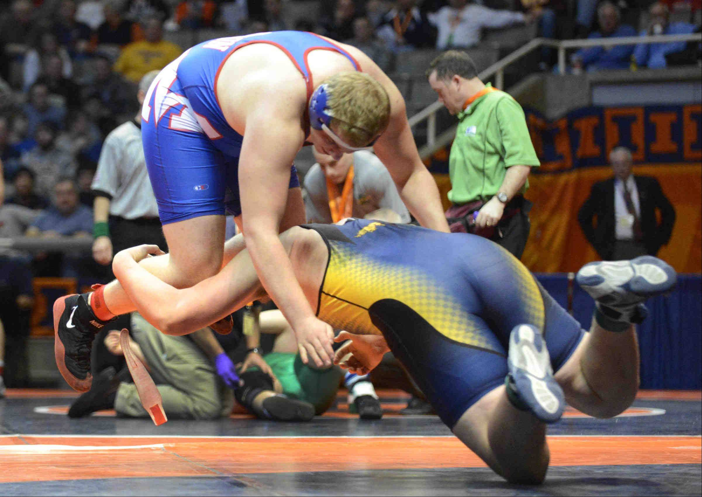 Kaneland's Goress reaches final