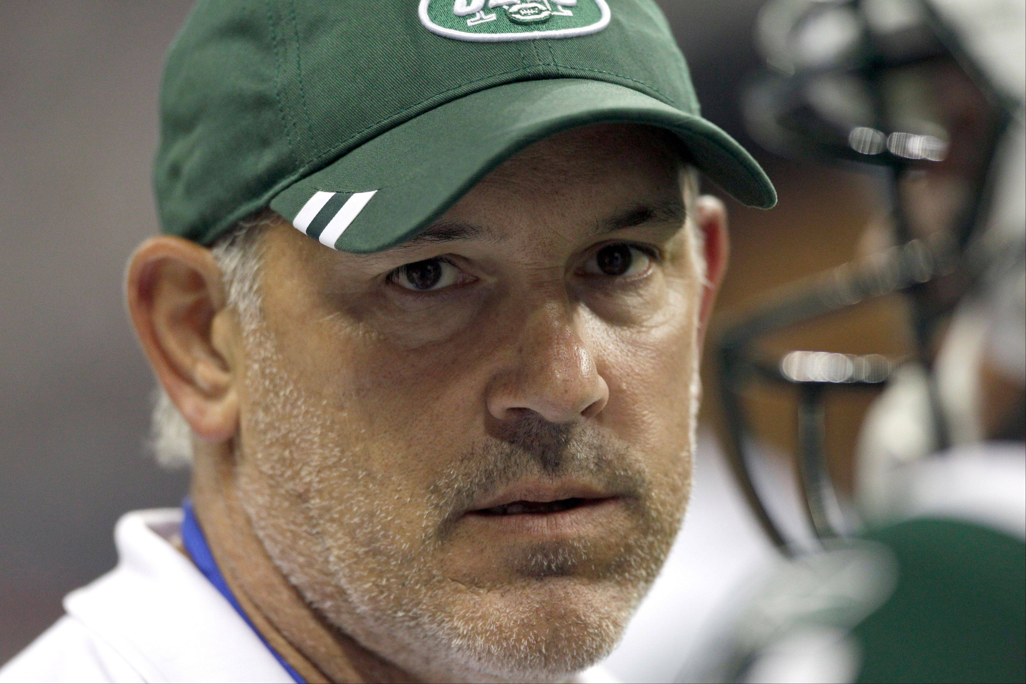 Matt Cavanaugh was quarterbacks coach with the New York Jets from 2009-12.