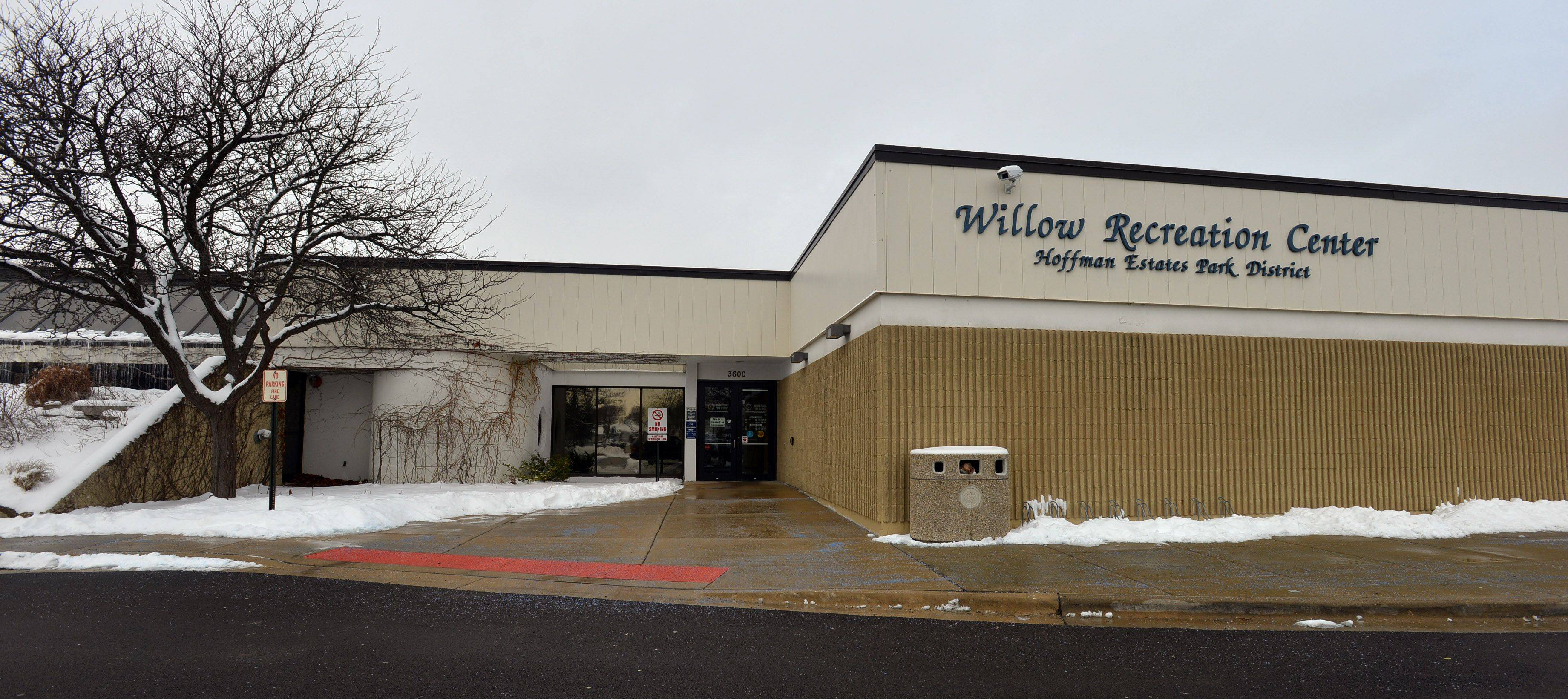 The Hoffman Estates Park District's Willow Recreation Center is in Winston Knolls.