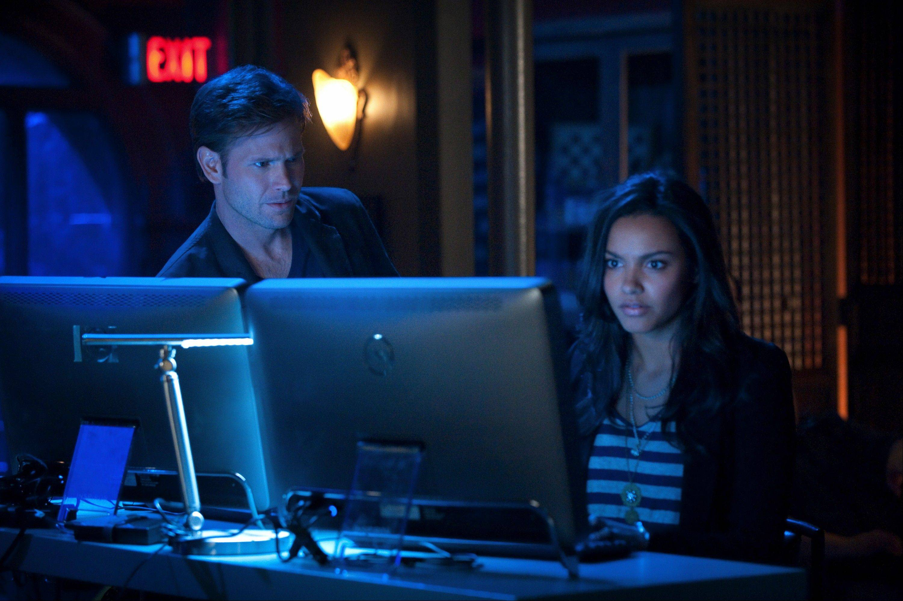 "Journalist Jeff Sefton (Matt Davis) teams up with researcher Skye Yarrow (Jessica Lucas) to look into the disappearance of Jeff's brother and how it relates to a hit TV show with obsessive fans in The CW's ""Cult."""