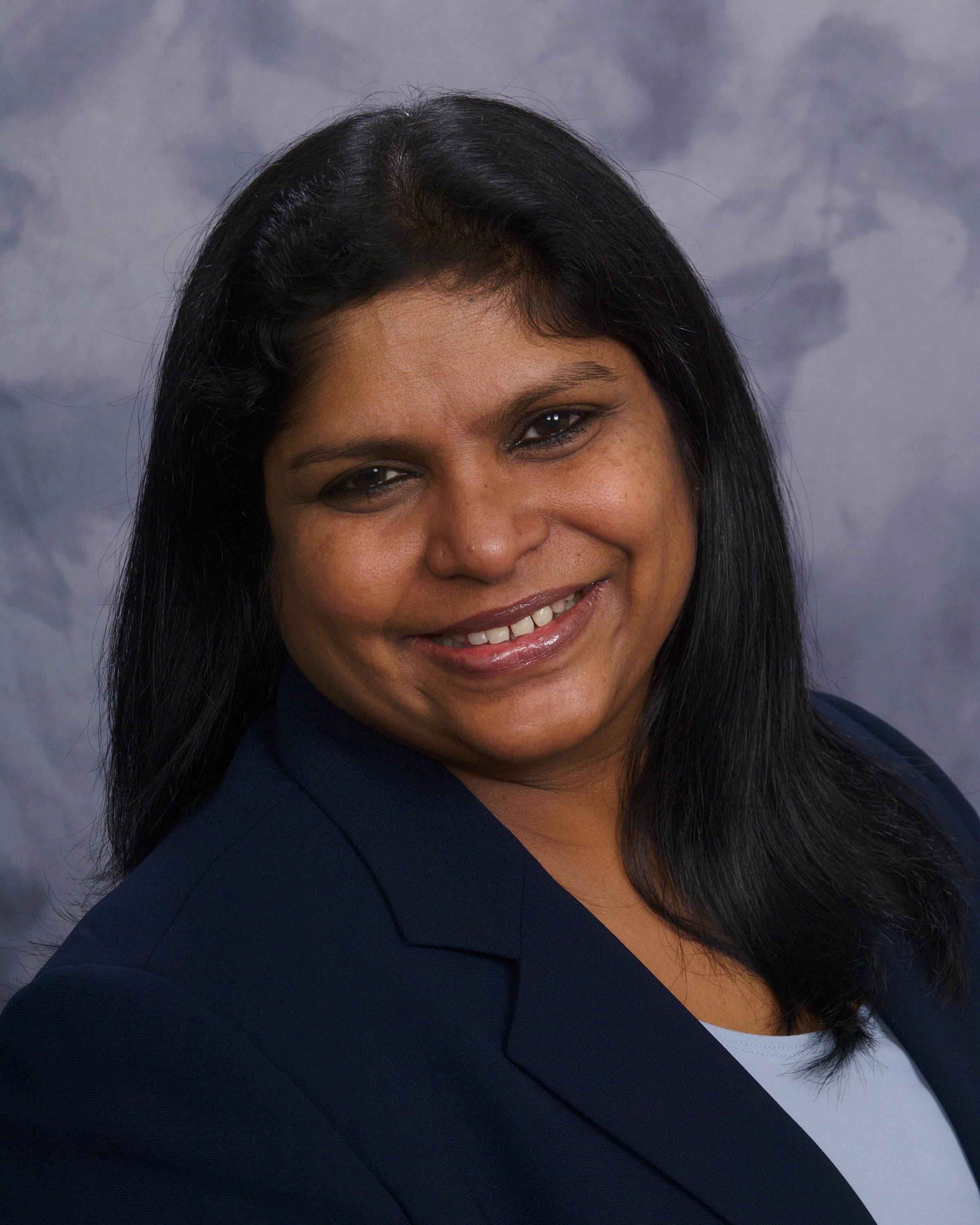 Vasavi Chakka, running for Indian Prairie Unit District 204 School Board (4-year Terms)