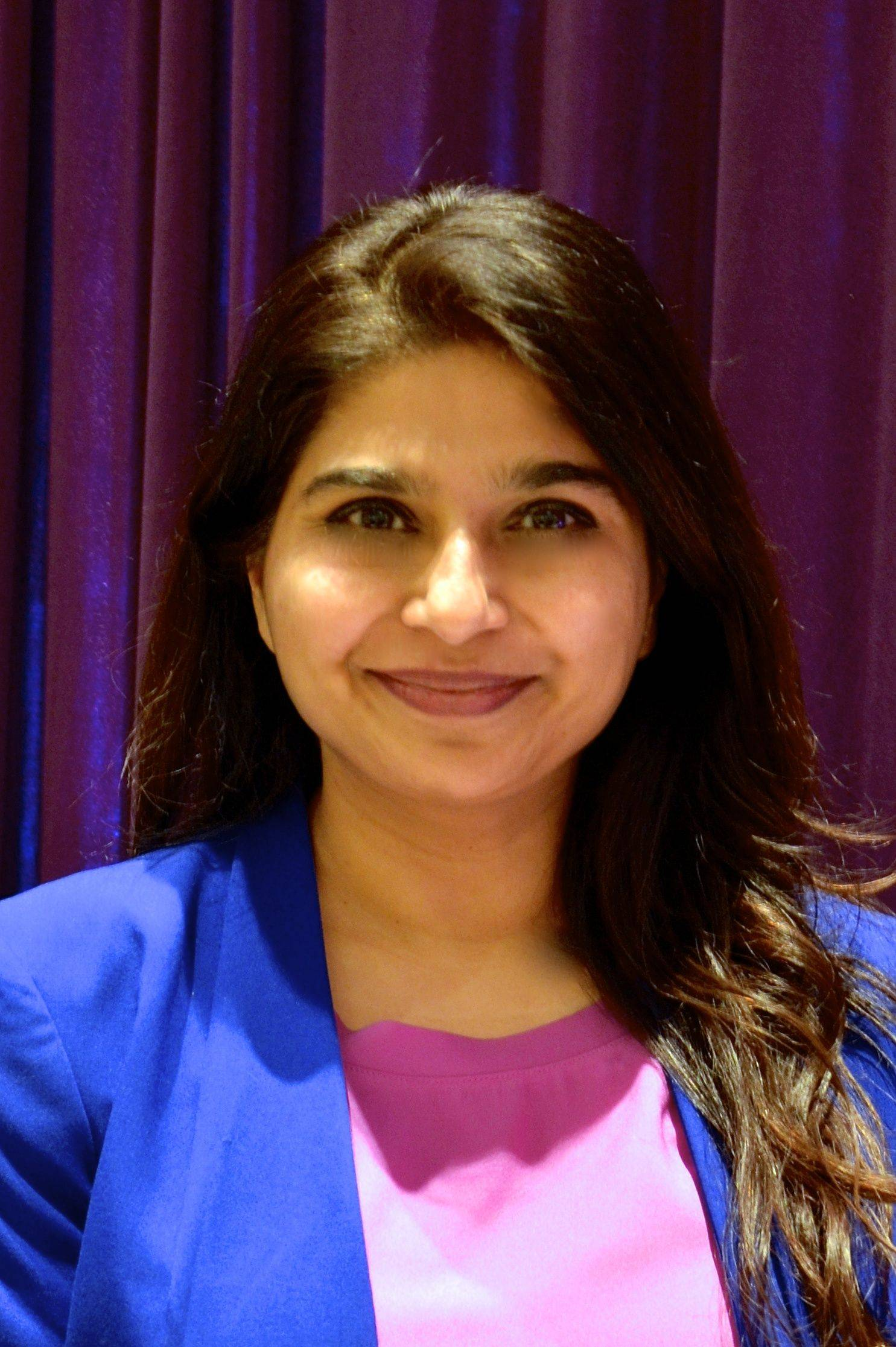 Sabina Qadir, running for Naperville Unit District 203 School Board (4-year Terms)